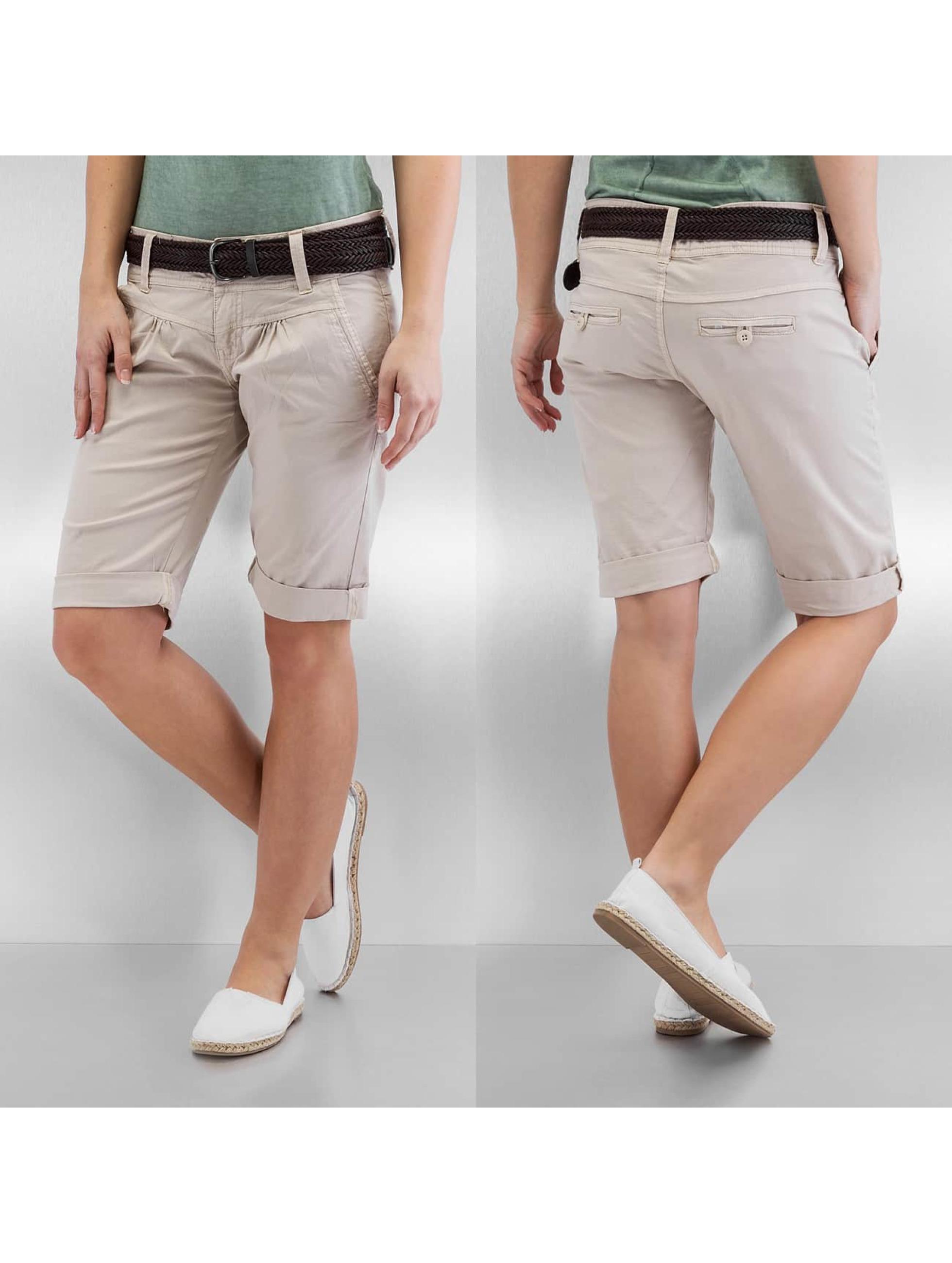 Fresh Made Frauen Shorts Jaden in beige