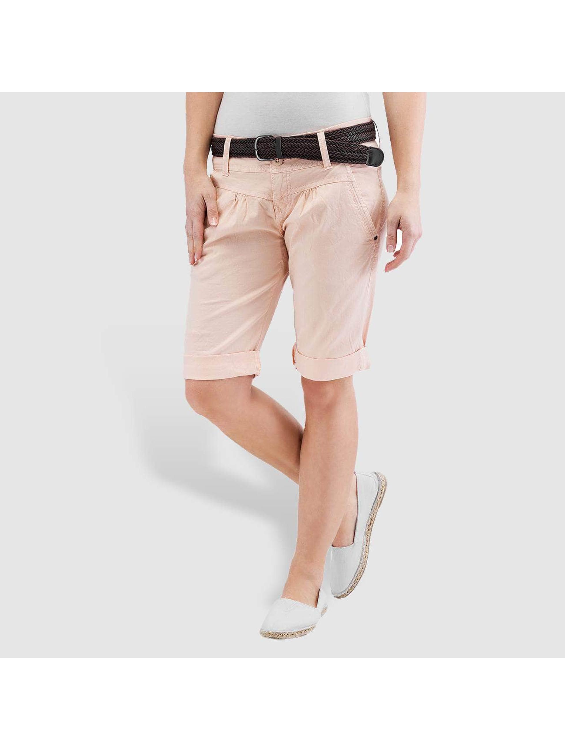 Fresh Made Frauen Shorts Jaden in rosa