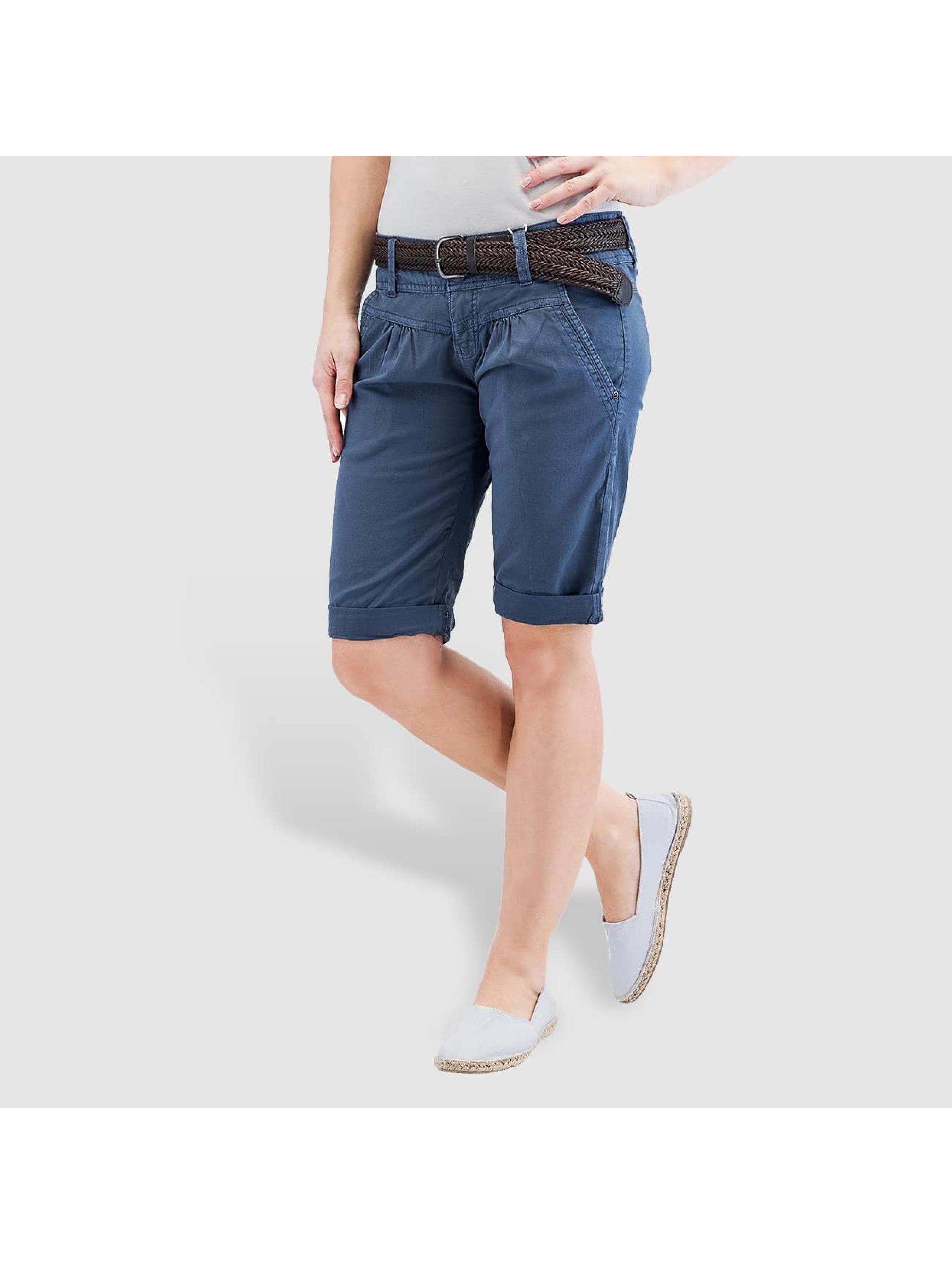 Fresh Made Frauen Shorts Jaden in blau