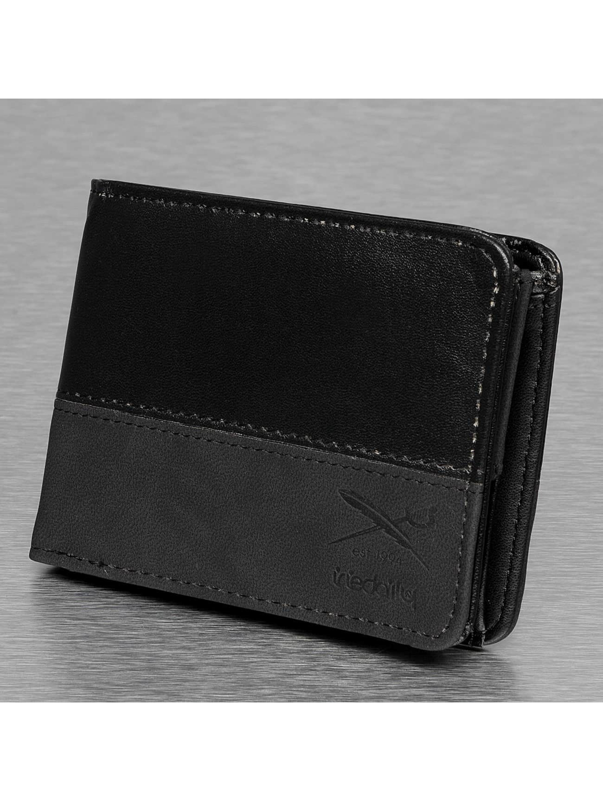 Iriedaily Mashed Wallet Black