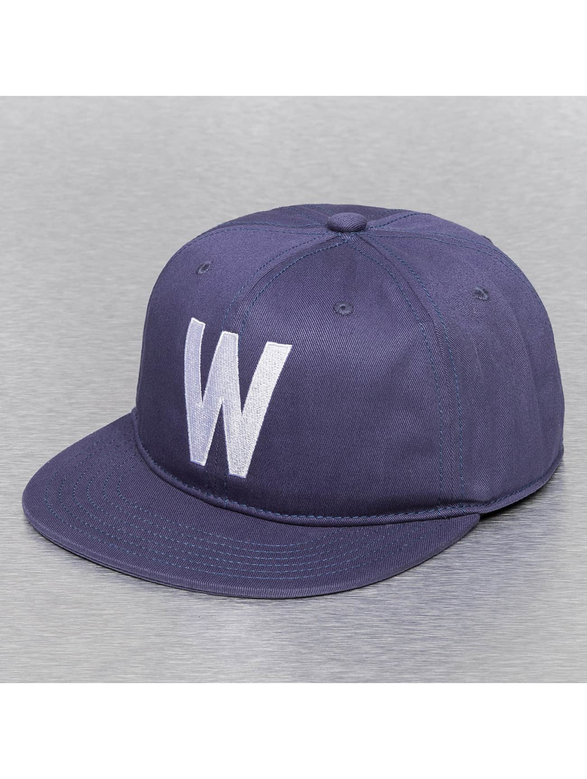 Wemoto Männer Snapback Cap Boston in blau