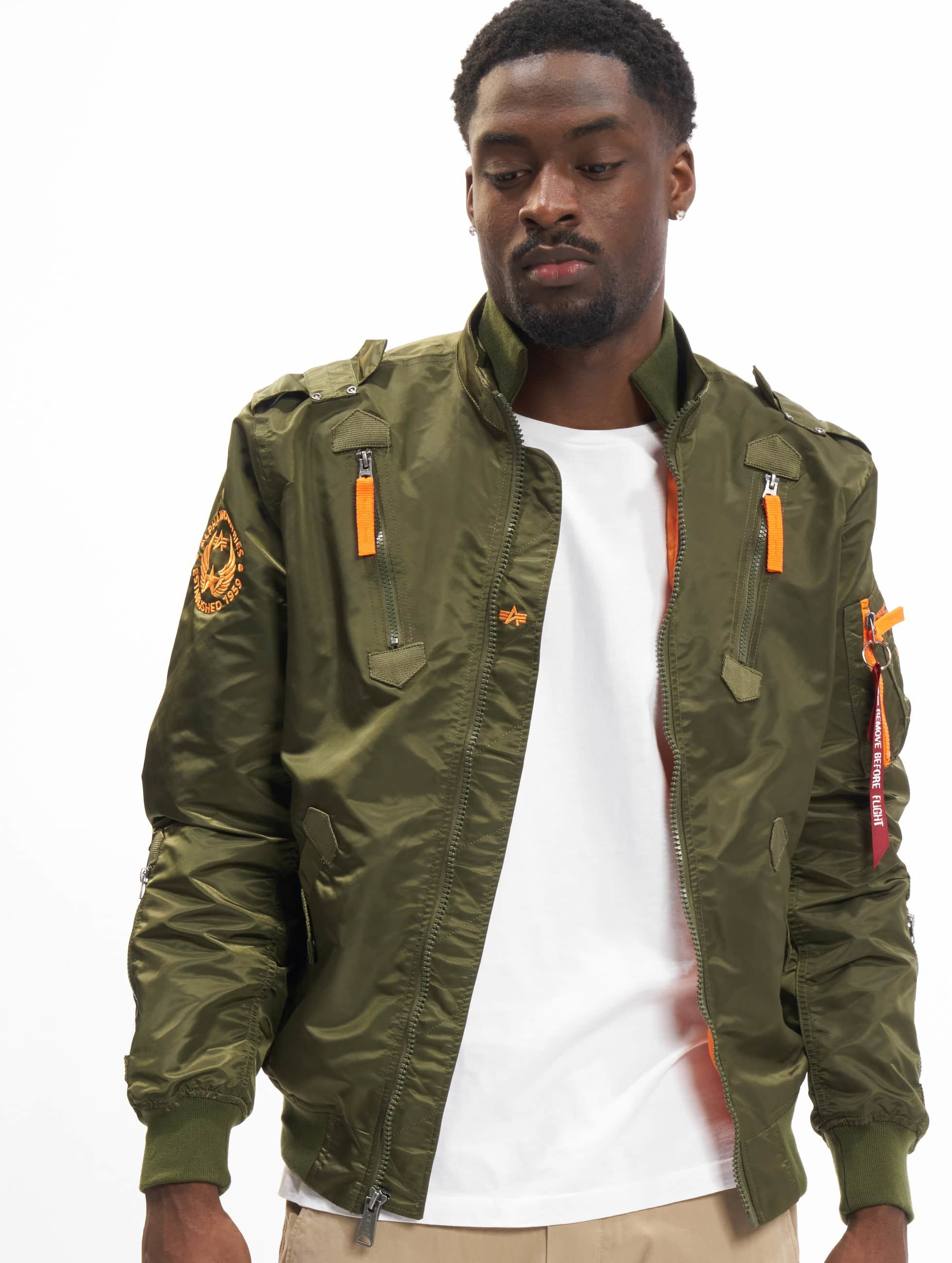 alpha industries herren jacken bomberjacke falcon ii ebay. Black Bedroom Furniture Sets. Home Design Ideas