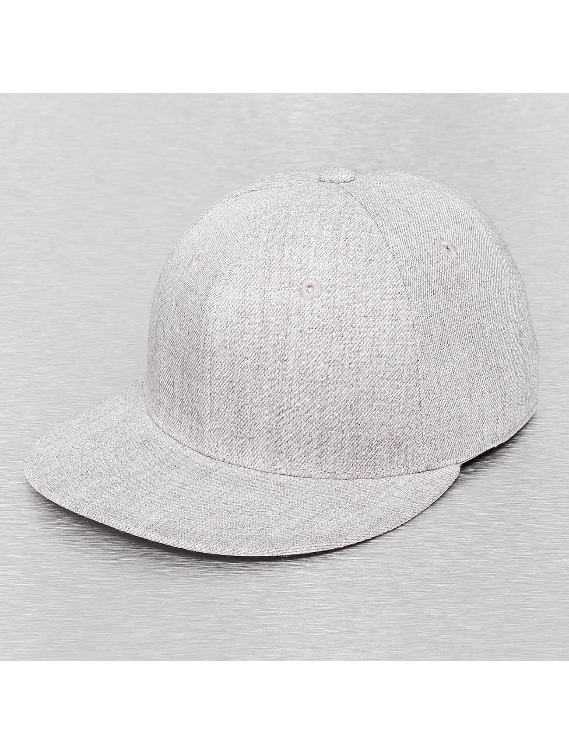 Decky USA Männer,Frauen Fitted Cap Retro Fitted in grau