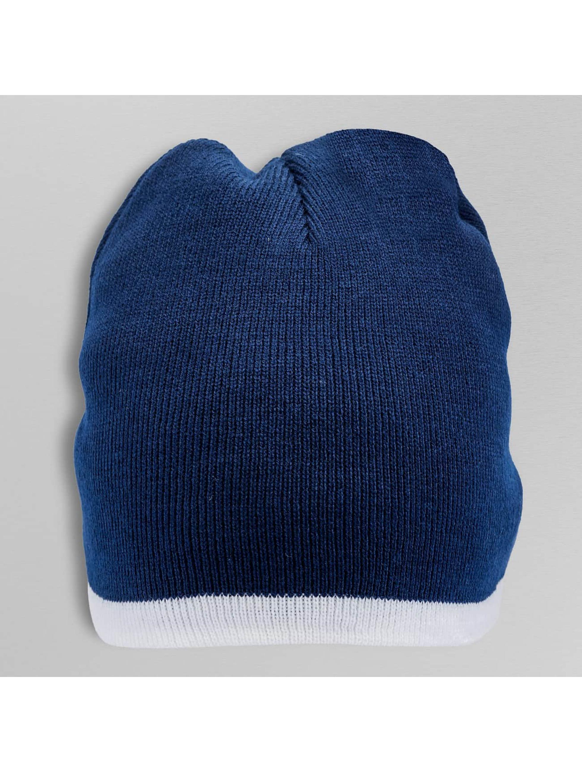 Cap Crony Männer,Frauen Beanie Single Striped in blau