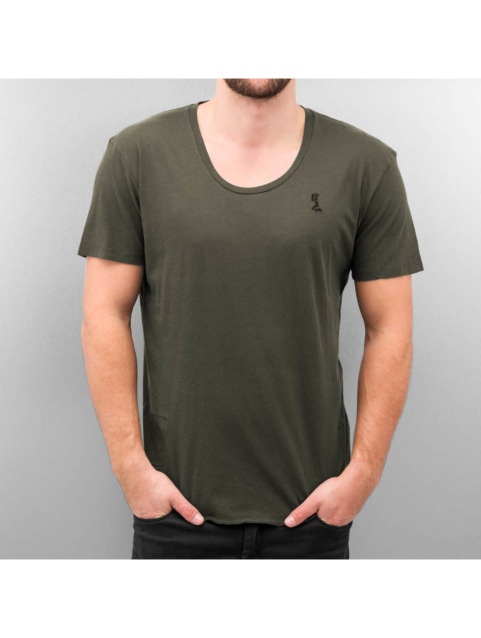 Religion Männer T-Shirt Plain in grau