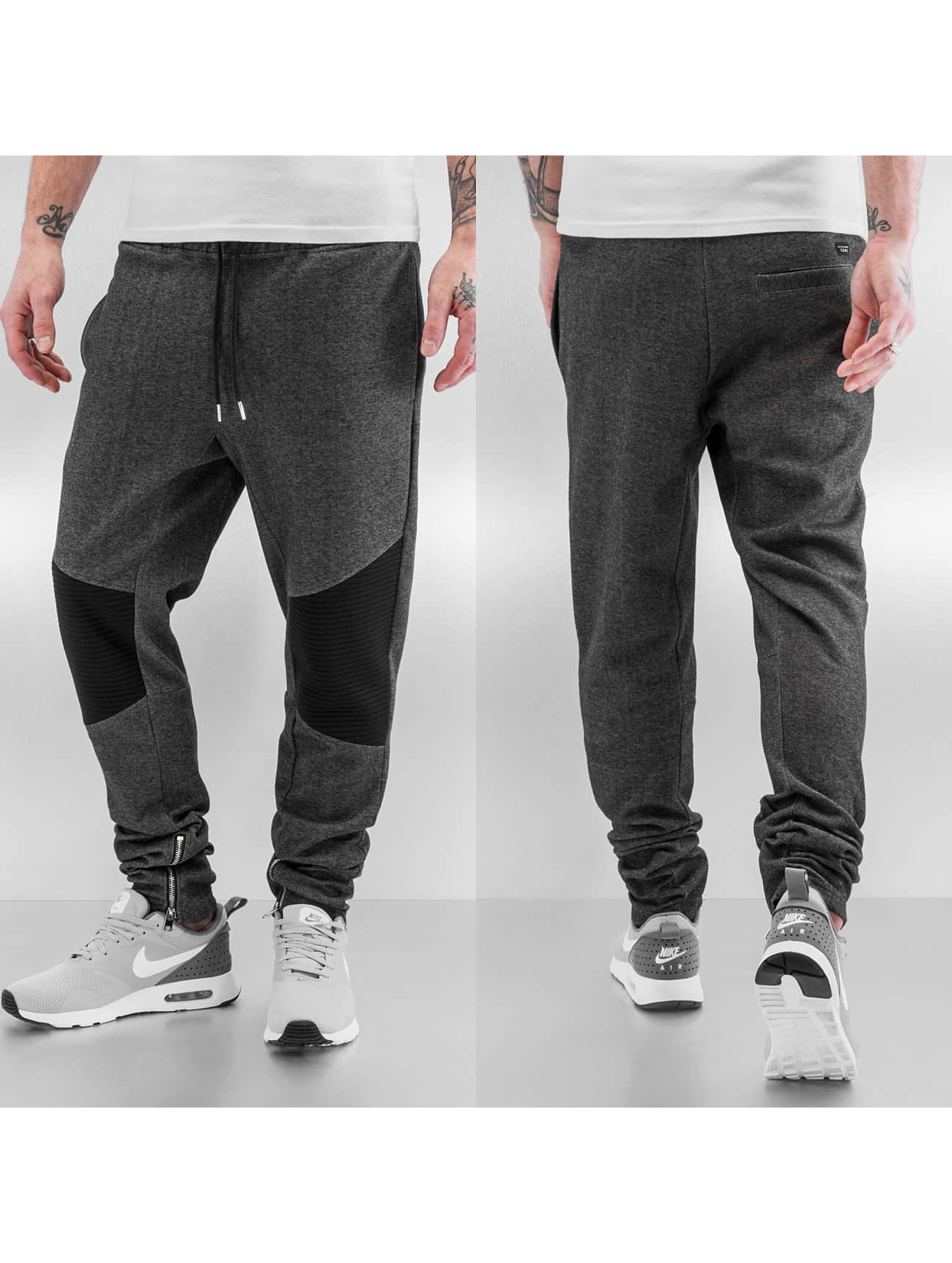 Jack Jones Core jcoZalla Swaet Pants Dark Grey Melange