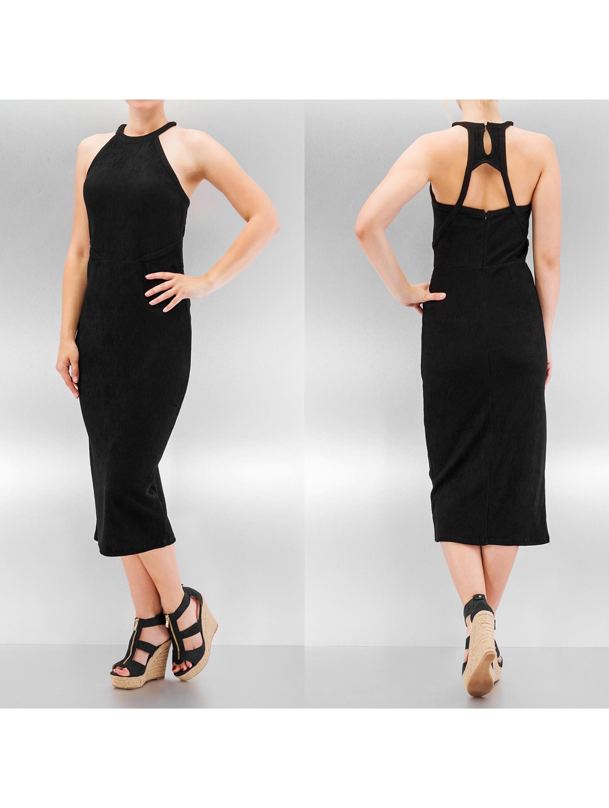 Vero Moda Frauen Kleid vmSayma in schwarz