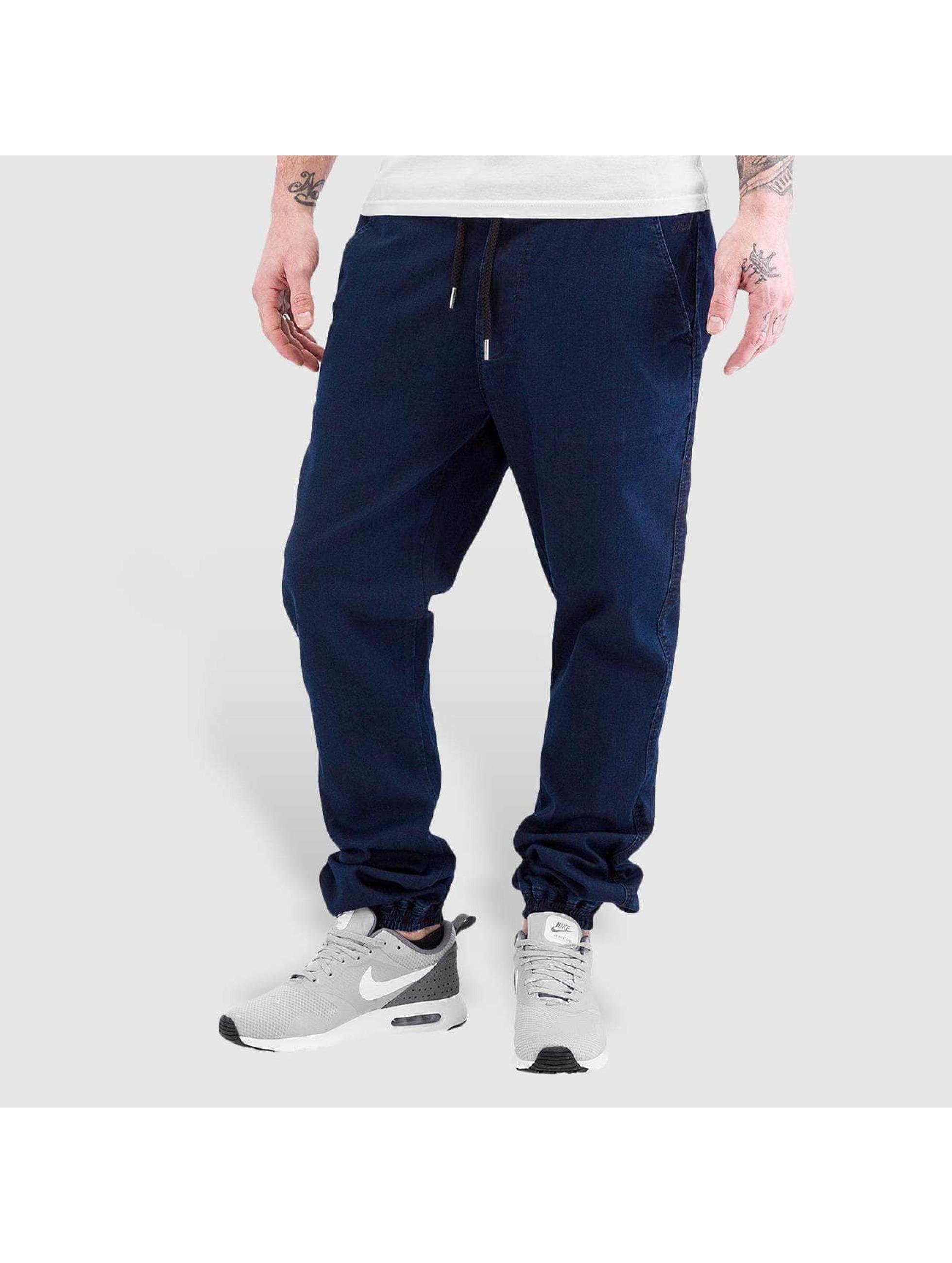 Reell Jeans Männer Jogginghose Reflex in blau