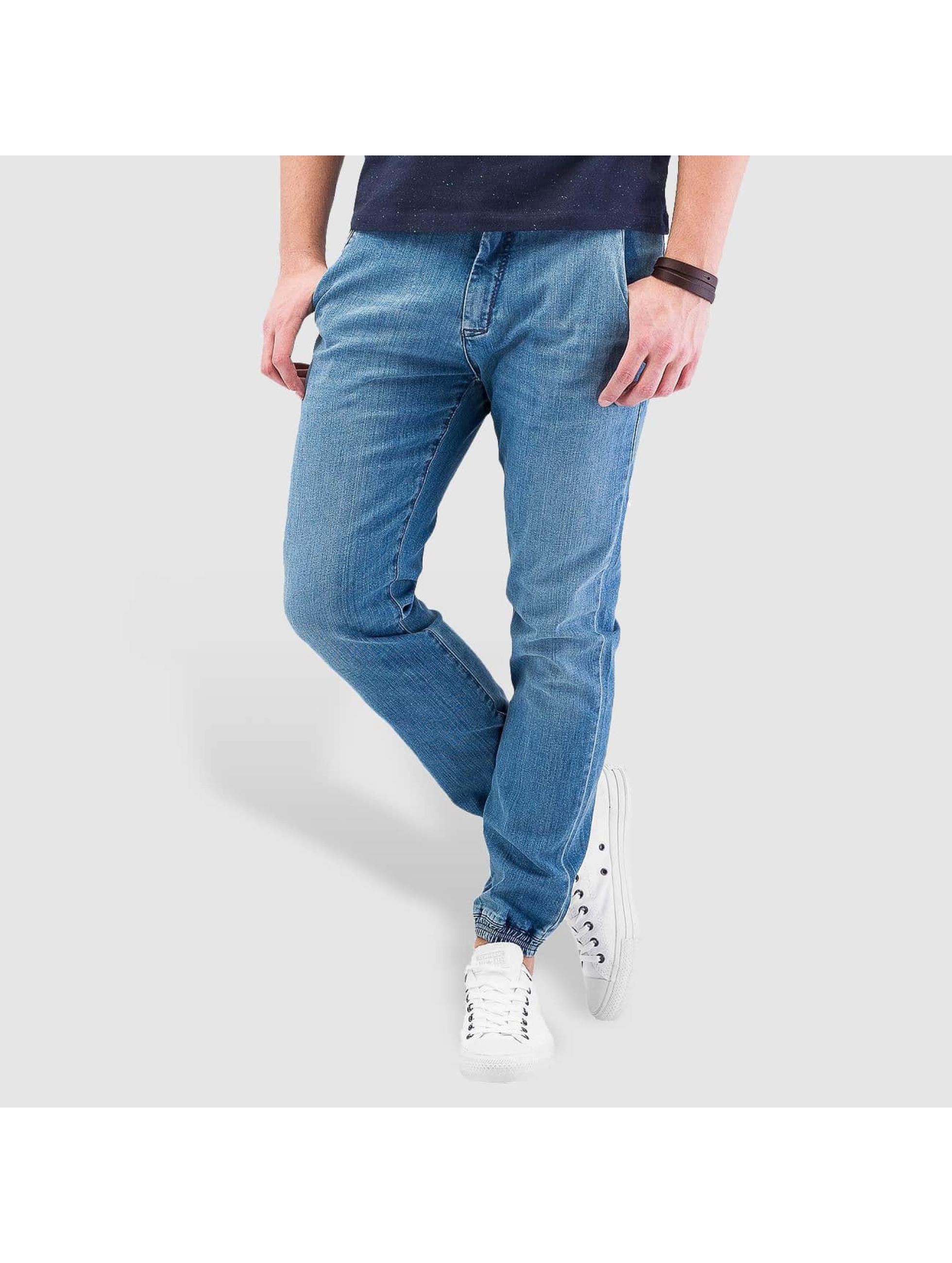 Reell Jeans Männer Chino Jogger in indigo