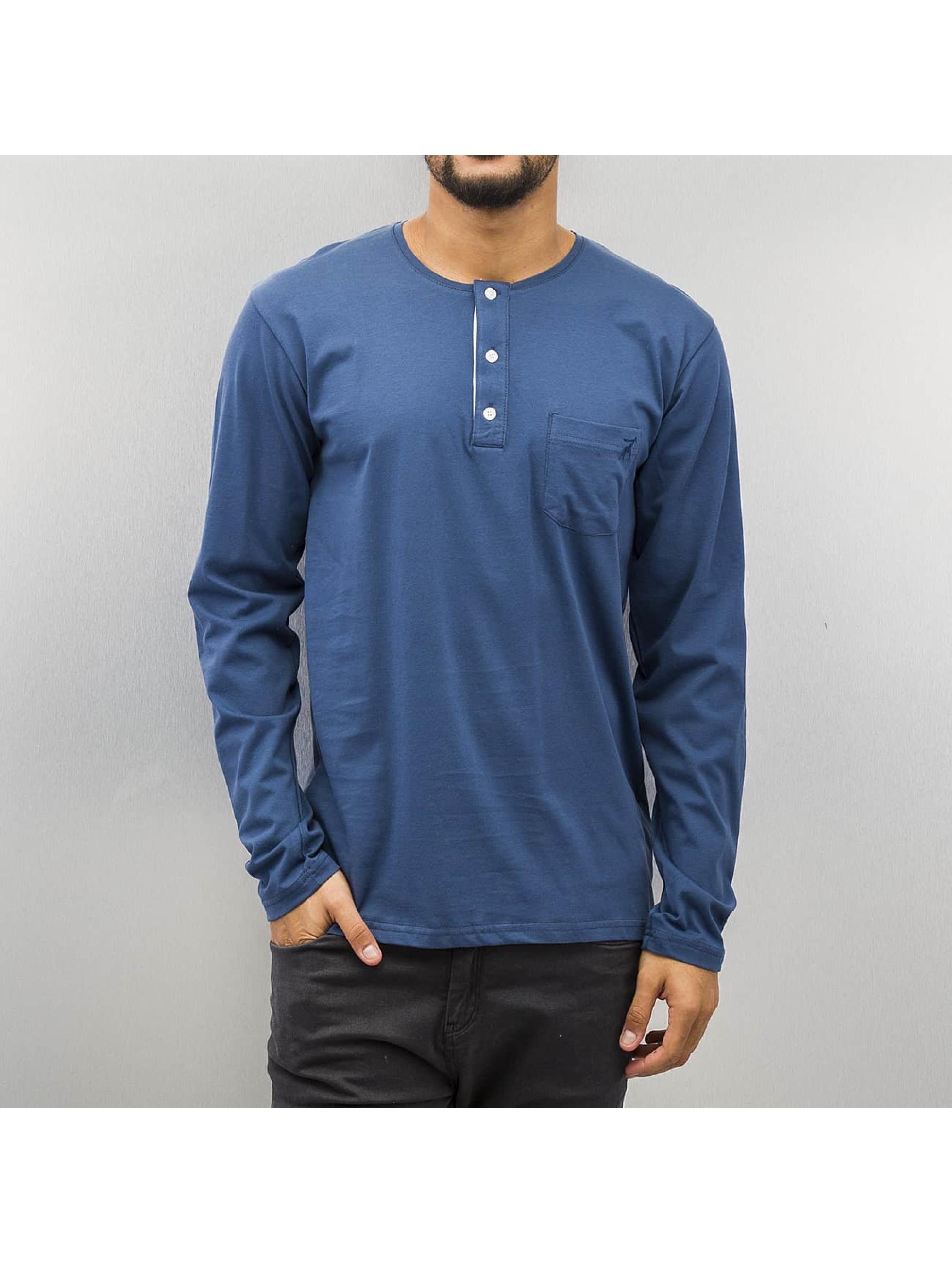 Cazzy Clang / Longsleeve Padua in blue L