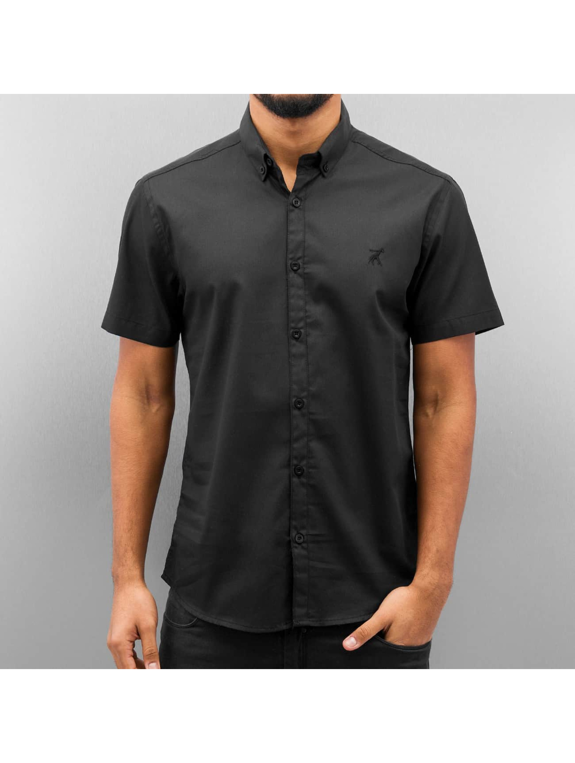 Cazzy Clang / Shirt Short Sleeves II in black S