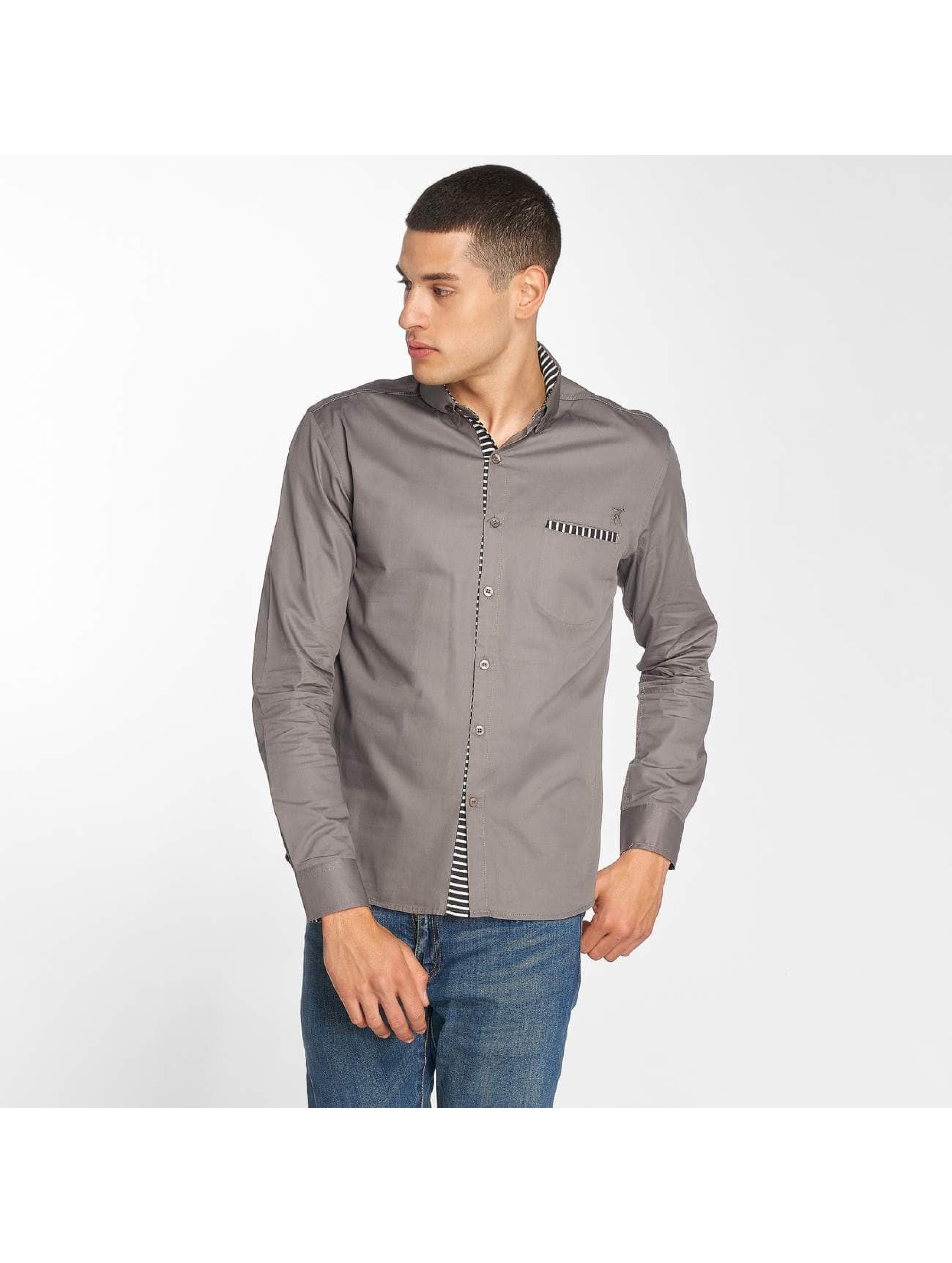 Cazzy Clang / Shirt Delian in grey L