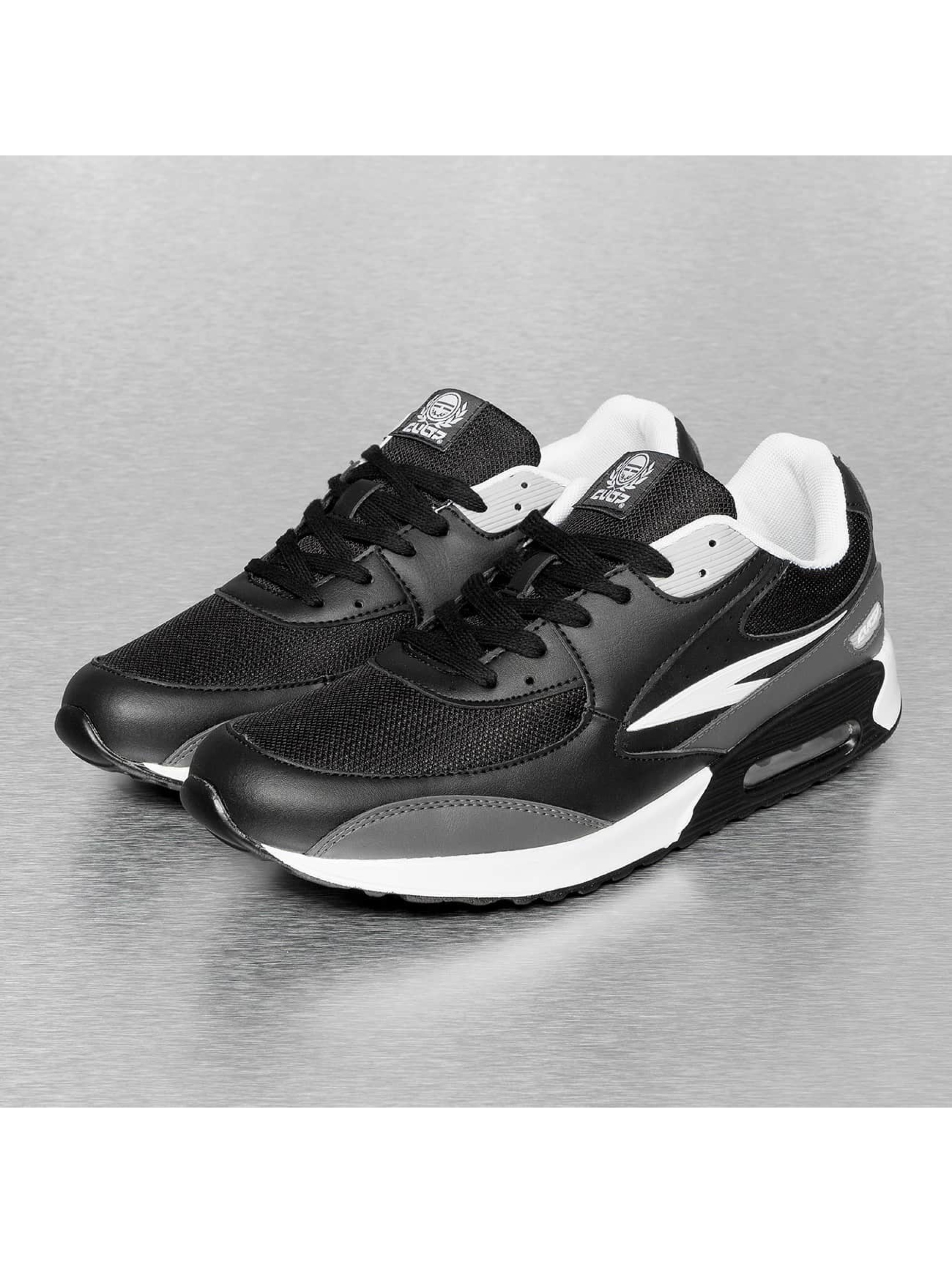 New York Style Männer Sneaker Oxnard in schwarz