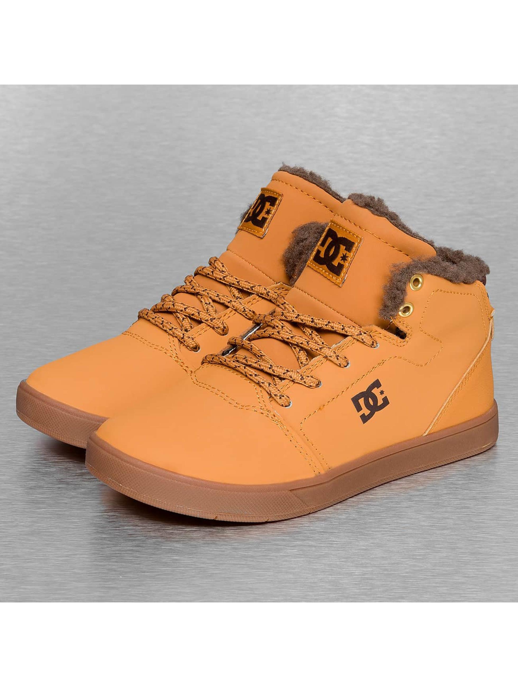 DC Crisis High WNT Sneakers Wheat/Dark Chocolate Sale Angebote