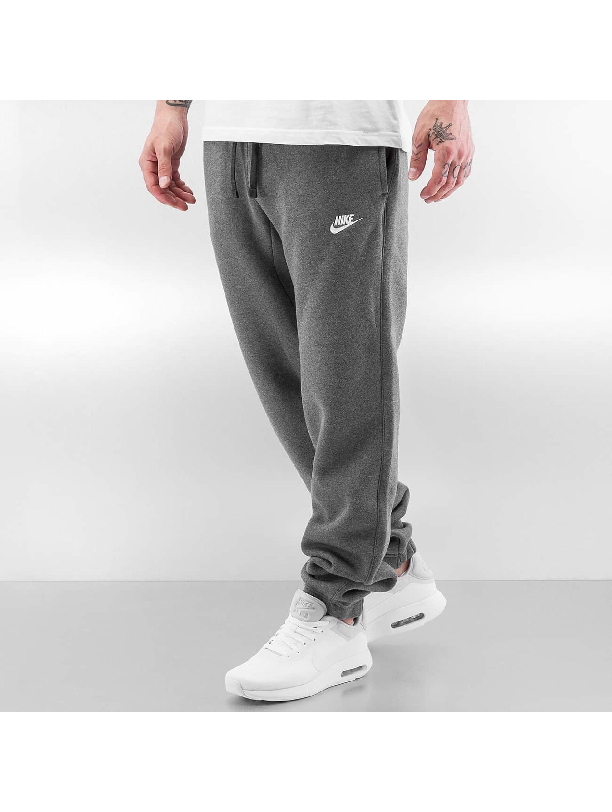 Nike Männer Jogginghose NSW CF FLC Club in grau