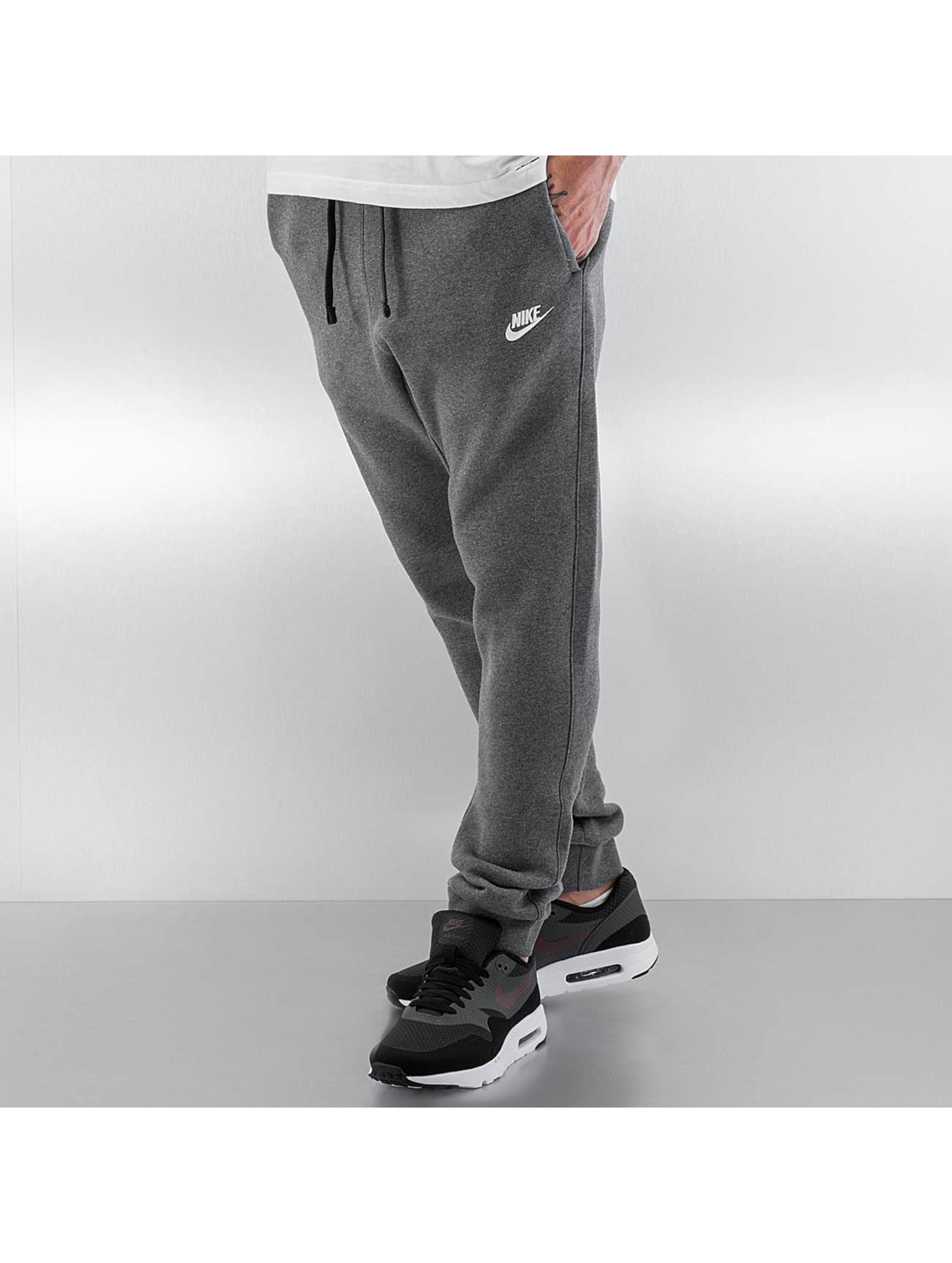 Nike Männer Jogginghose NSW FLC CLUB in grau