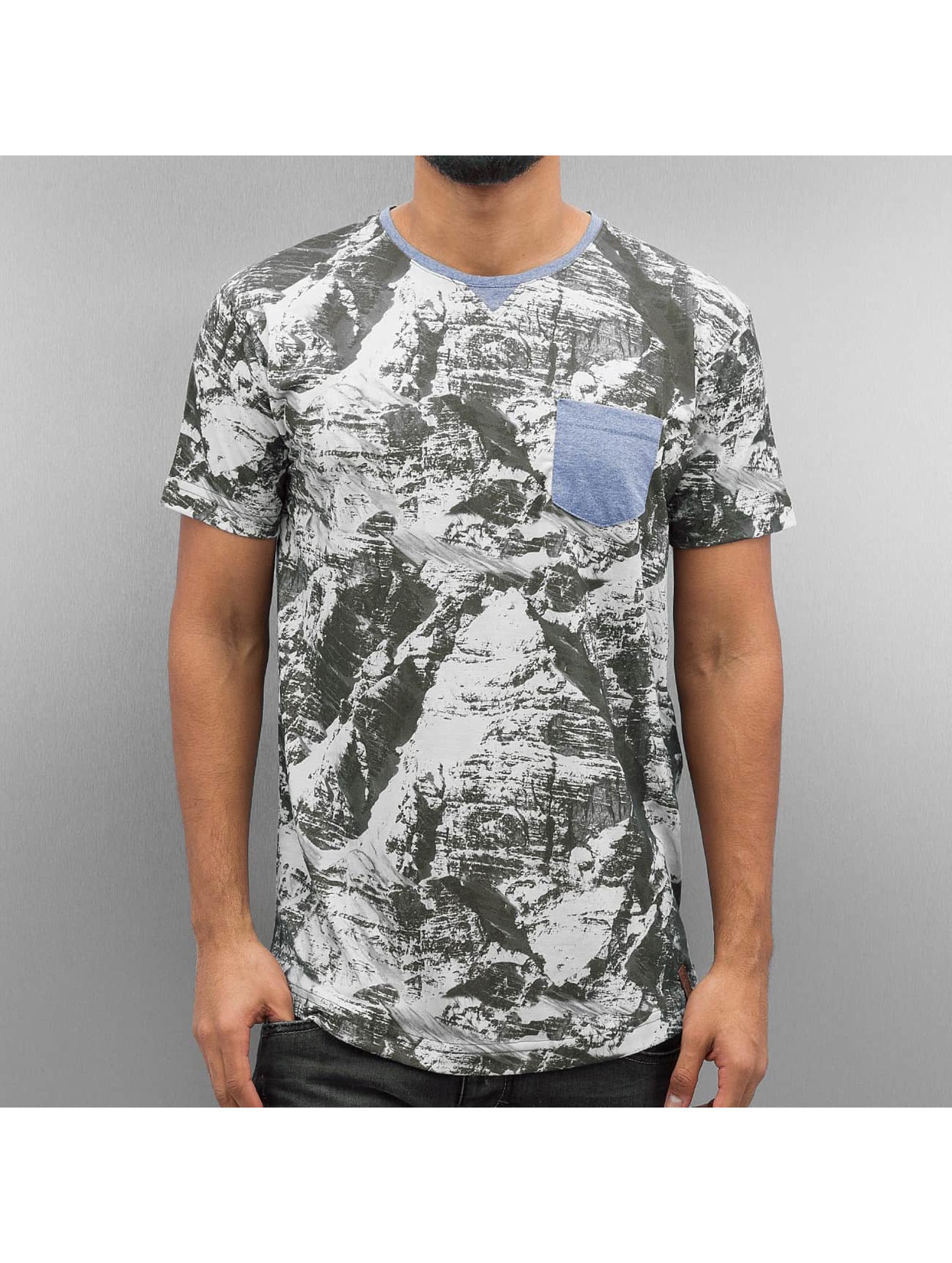 Just Rhyse Männer T-Shirt Summit in bunt