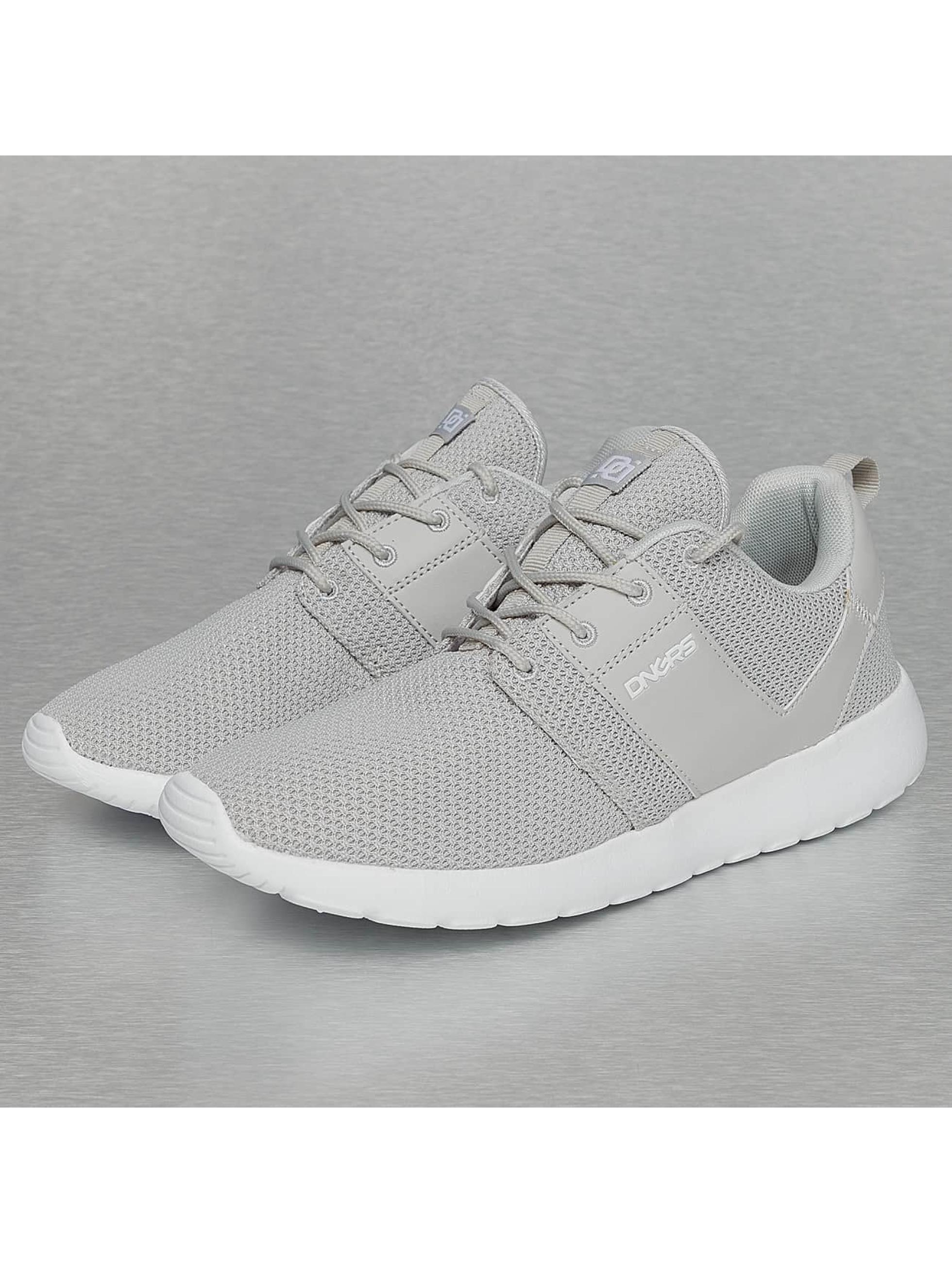 Dangerous DNGRS / Sneakers Mesh in grey 40