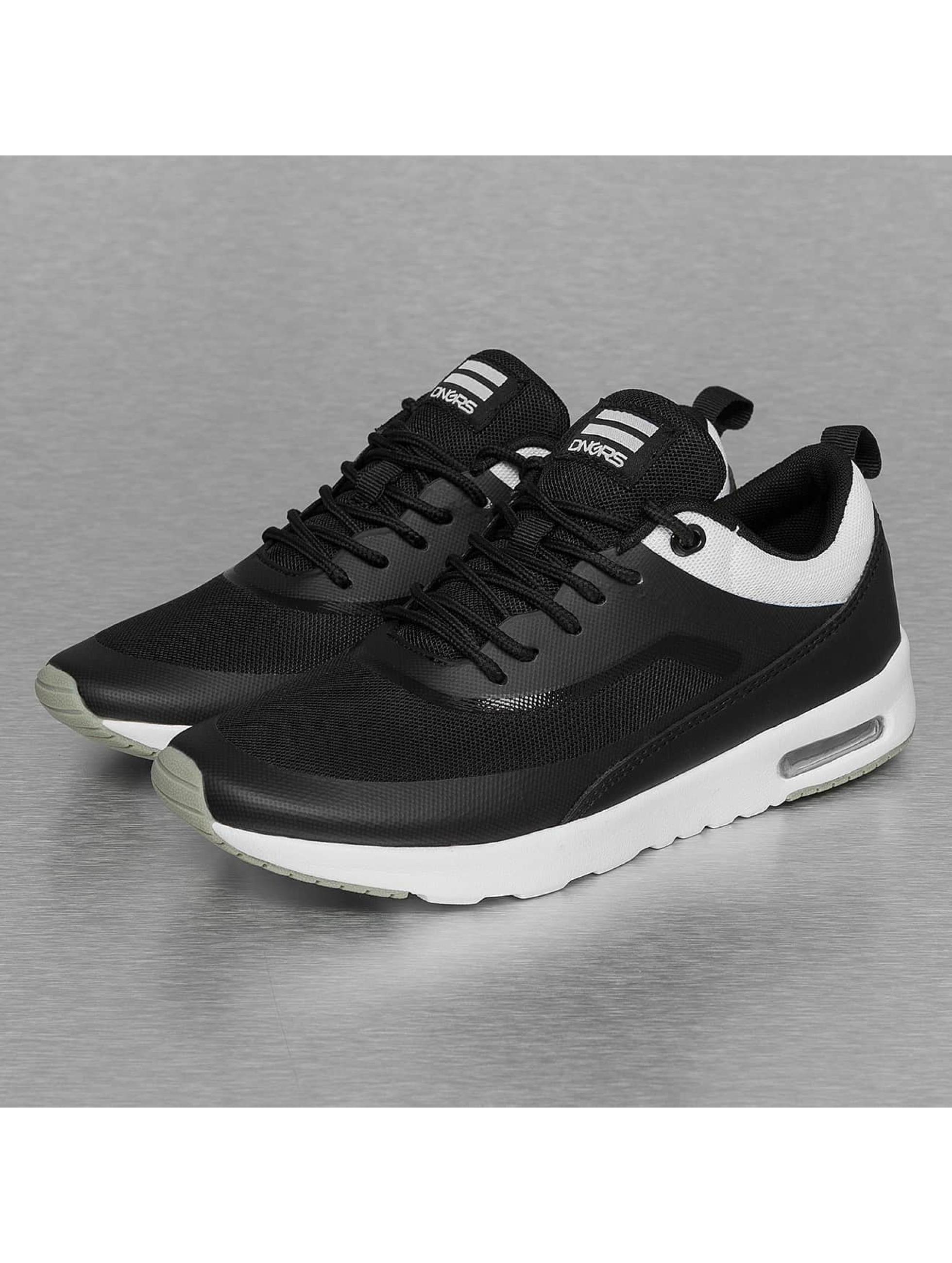Dangerous DNGRS / Sneakers London in black 37