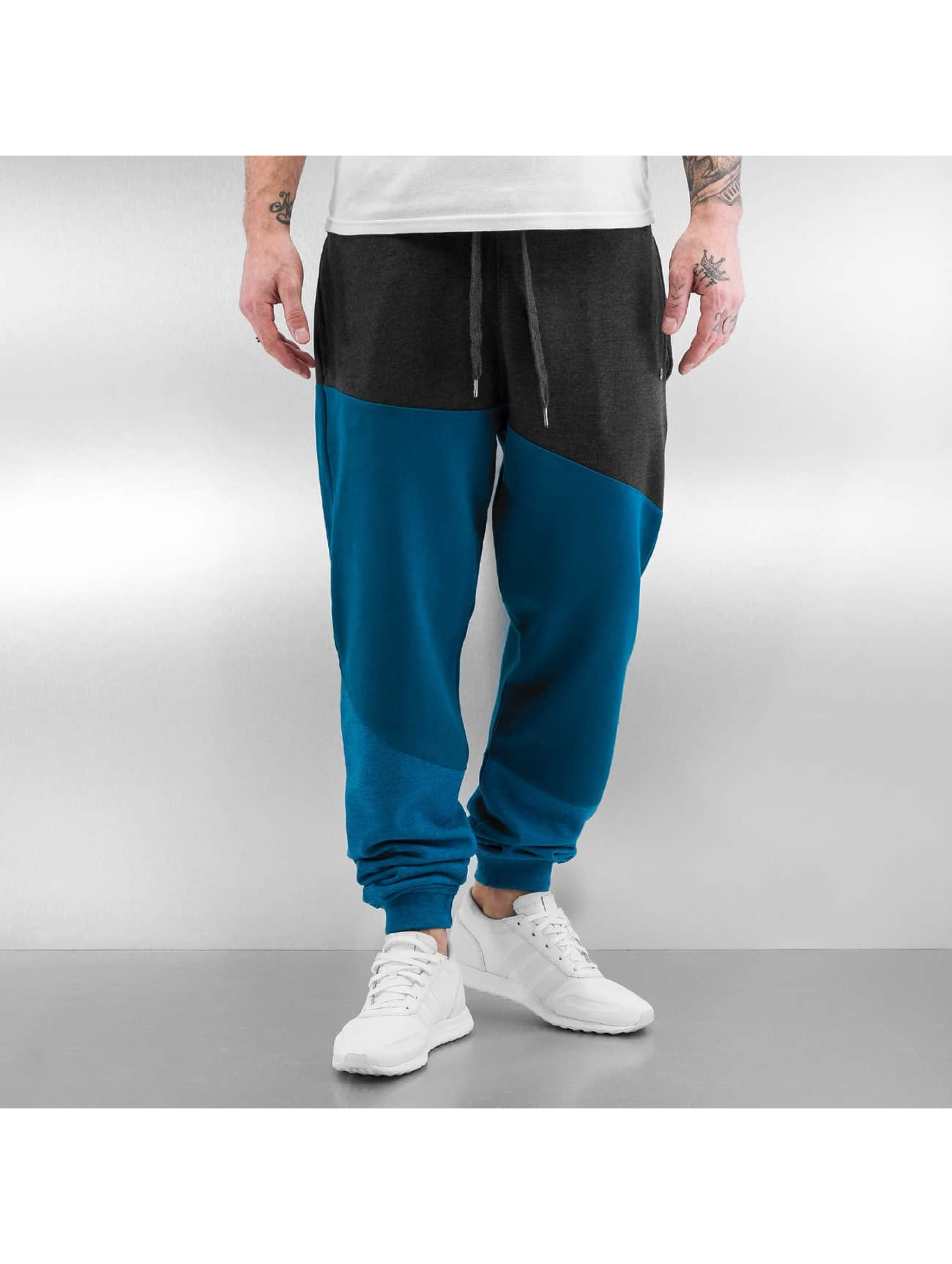 Just Rhyse Männer Jogginghose Life in blau
