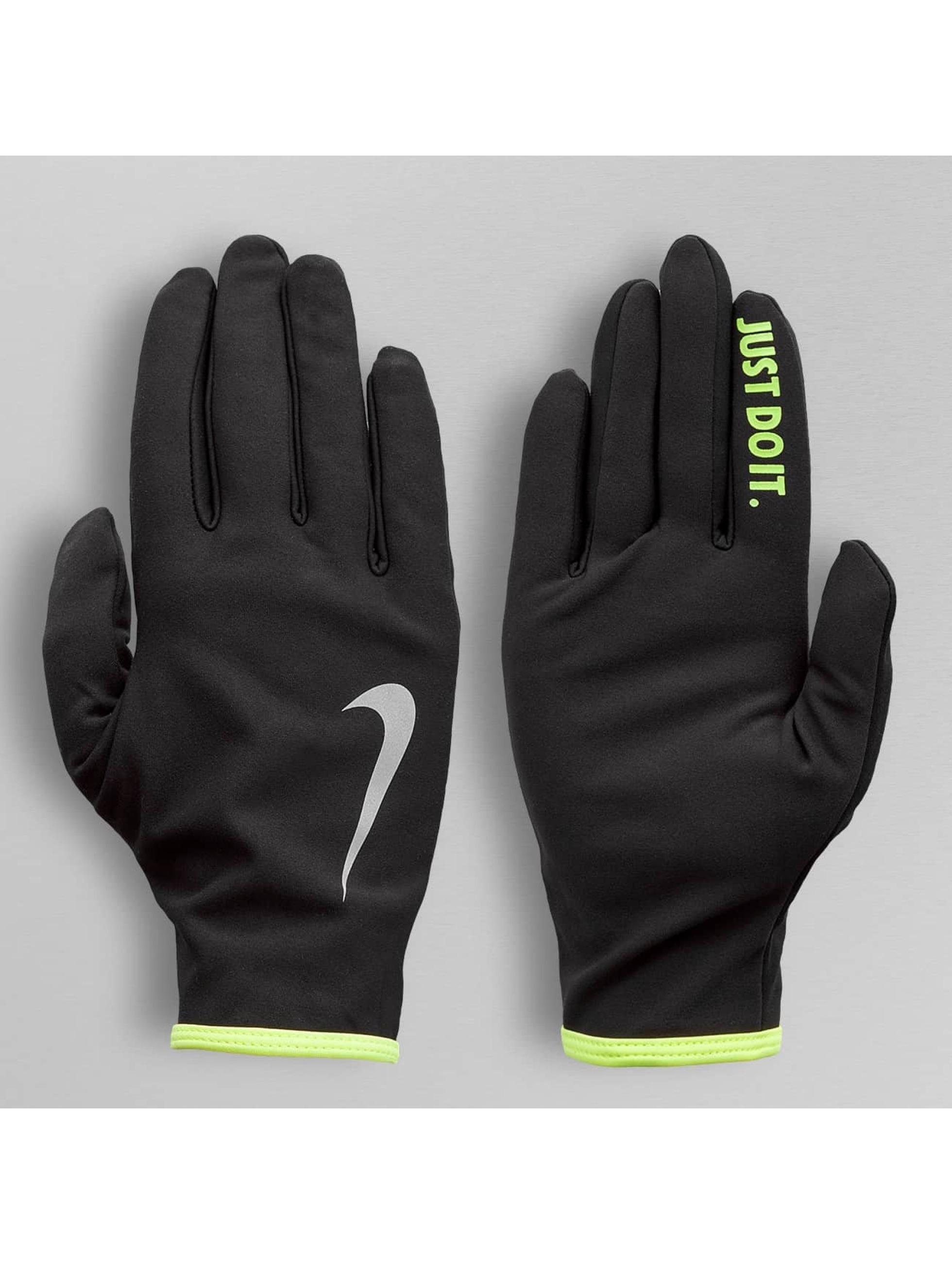 Nike Performance Männer Handschuhe Lightweight Rival Run in schwarz