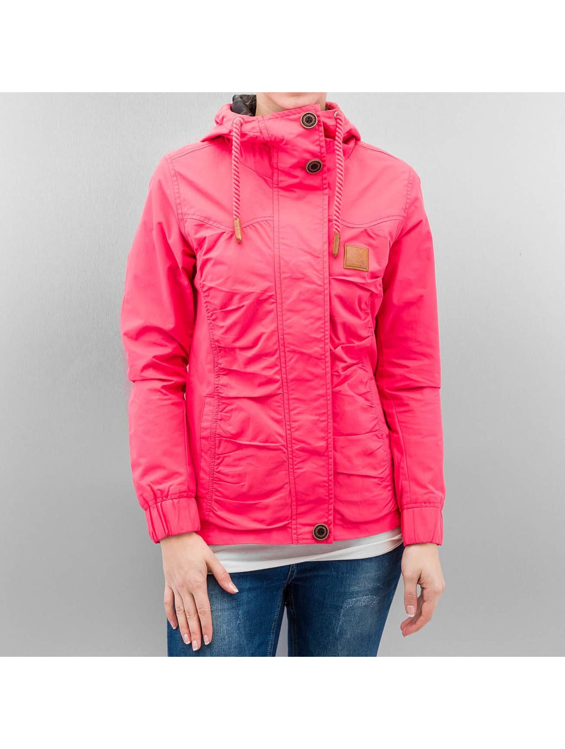 Alife & Kickin Frauen Übergangsjacke Valery in pink