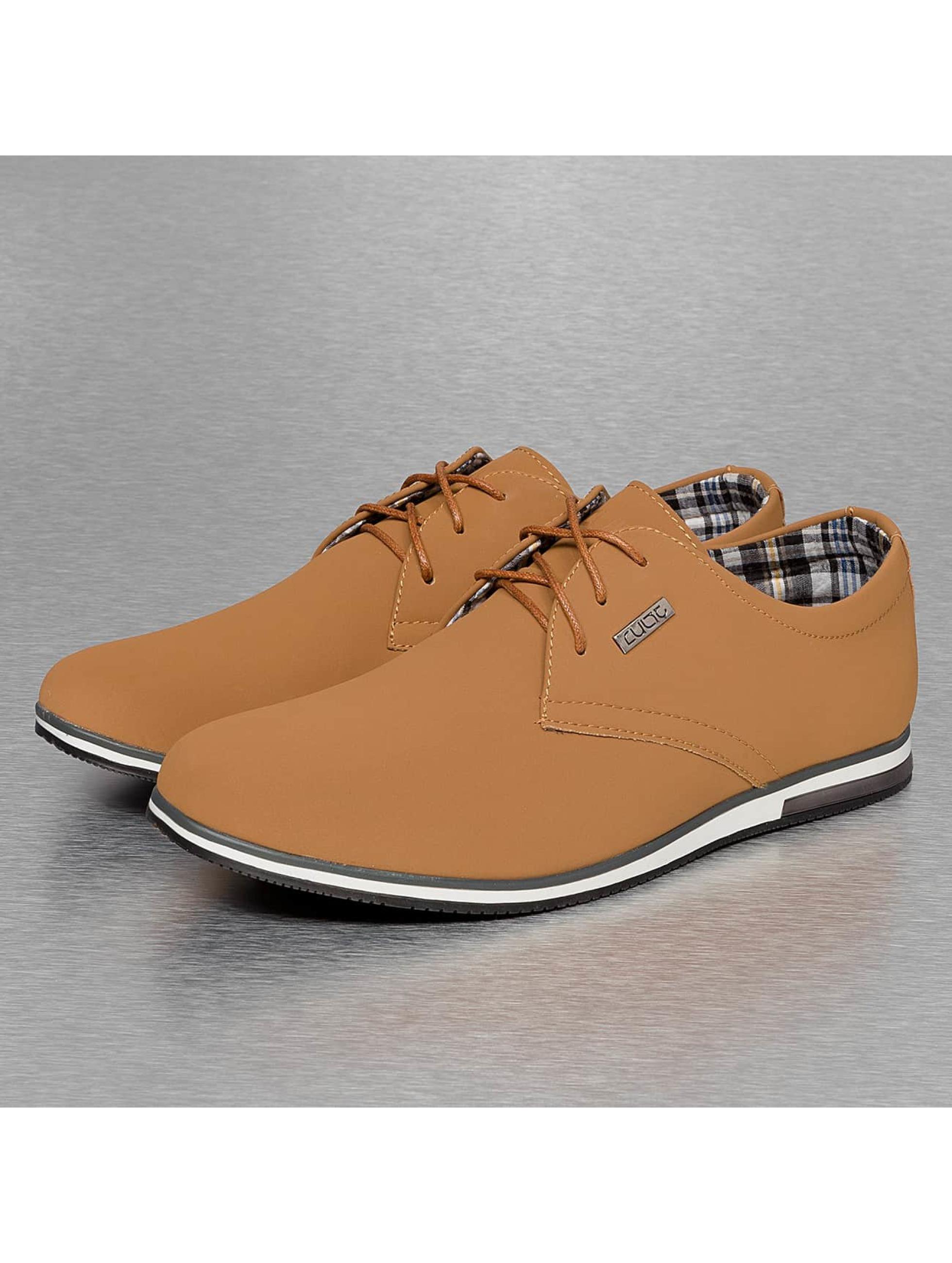 New York Style Männer Sneaker Galway in braun