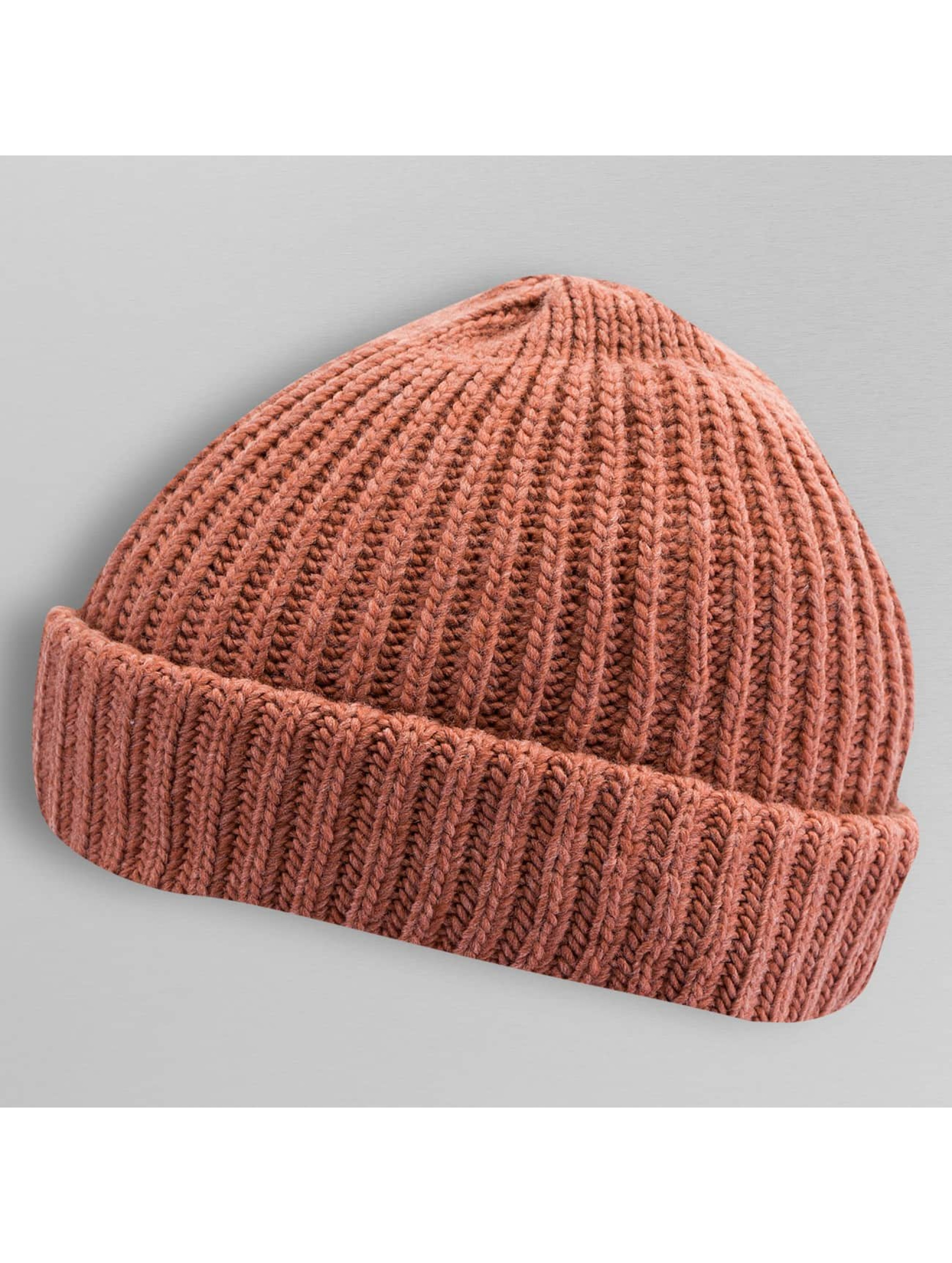 Pieces Frauen Beanie pcPoulula in rot