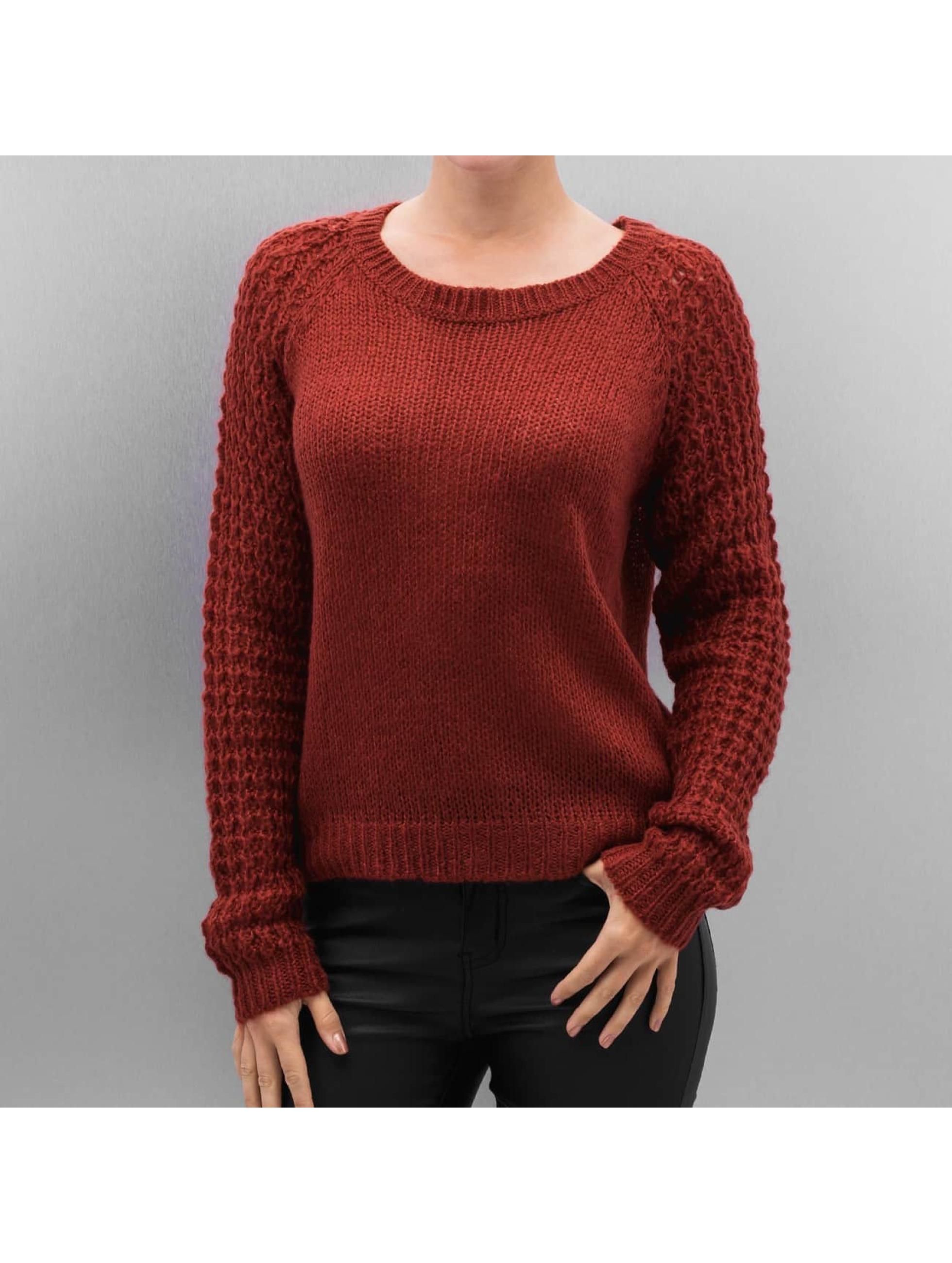 Vero Moda vmNorah Sweatshirt Fired Brick Sale Angebote Döbern