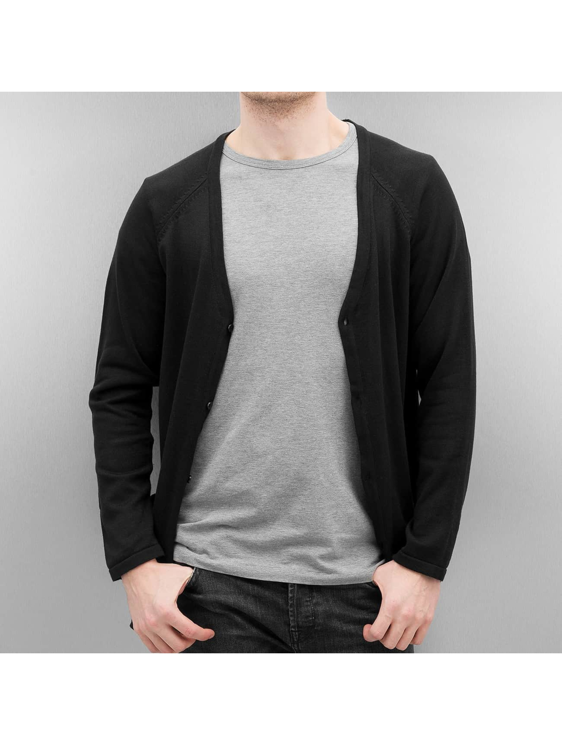Cazzy Clang / Cardigan Basic in black M