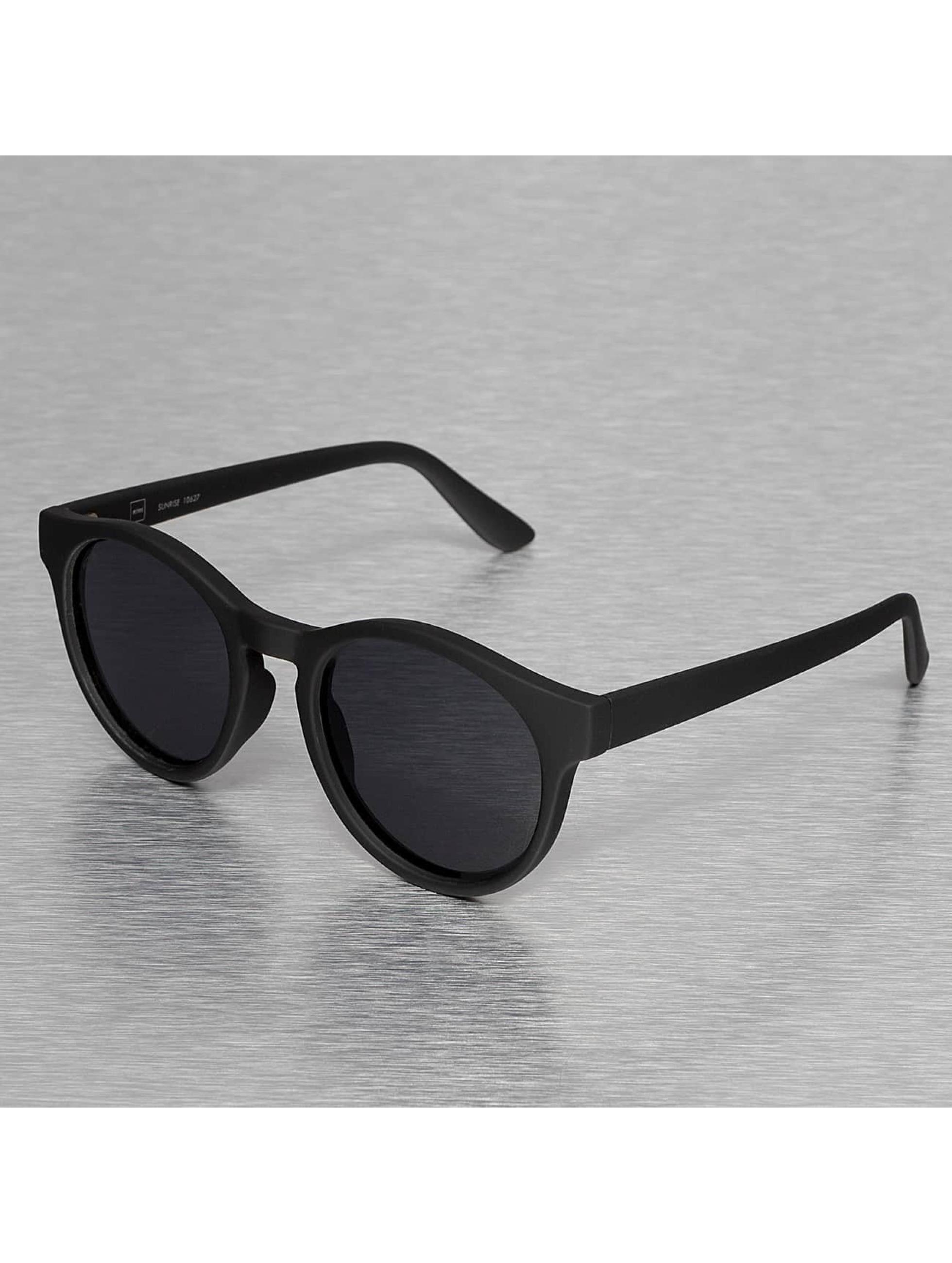 MSTRDS Männer,Frauen Sonnenbrille Sunrise Polarized in schwarz