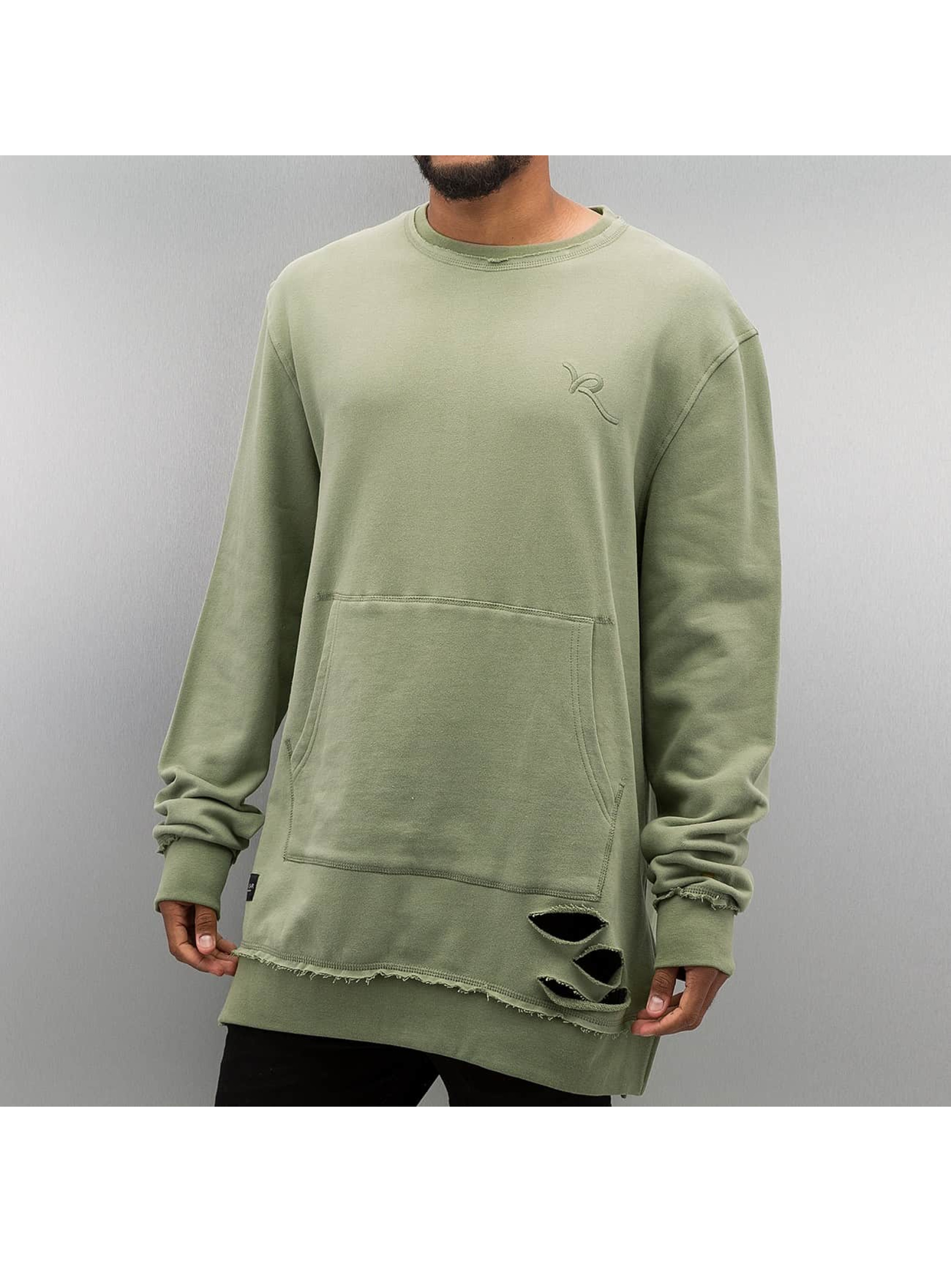Rocawear Männer Pullover Cuts in olive