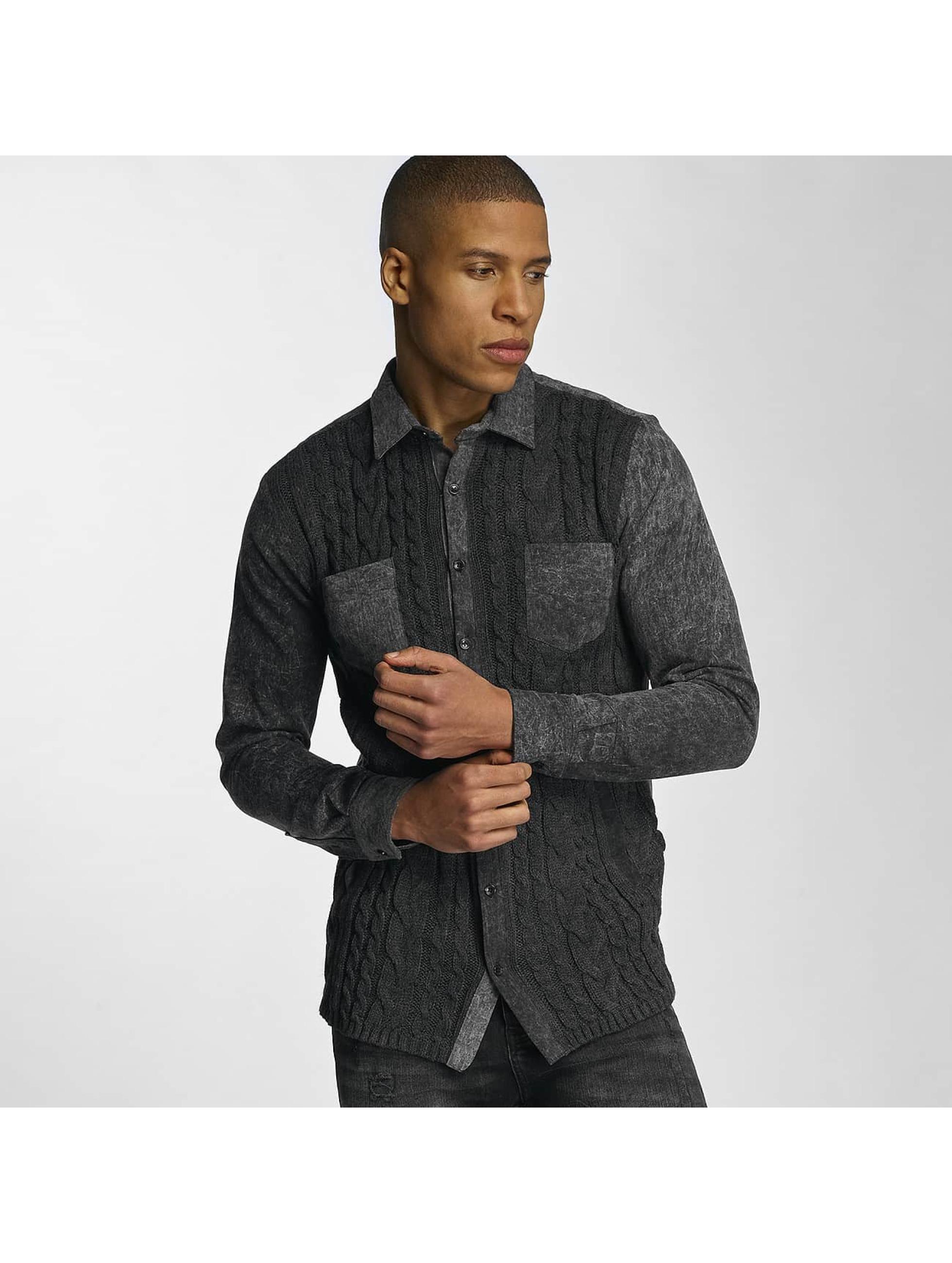 Just Rhyse / Shirt Enndris in grey L