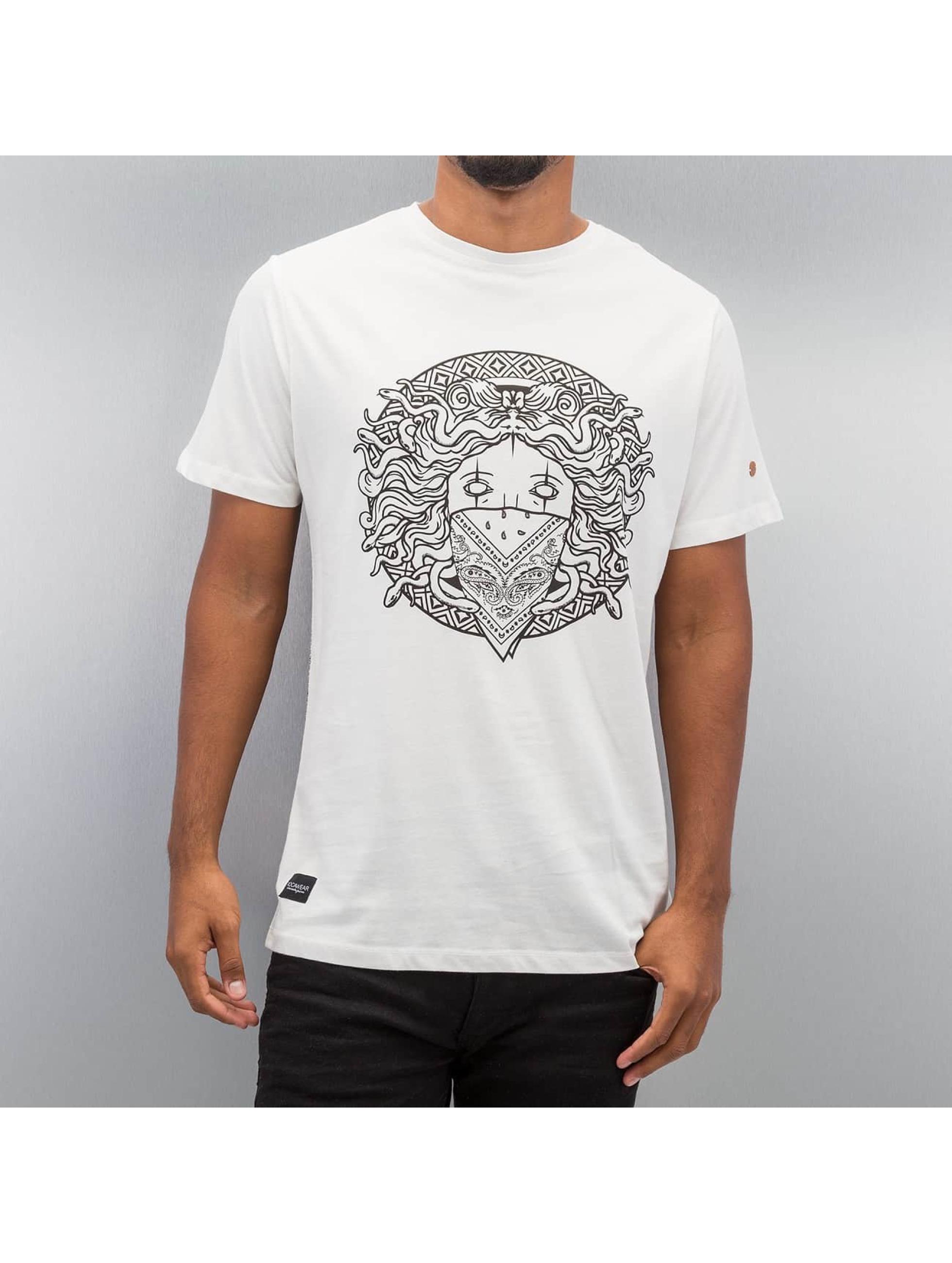 Rocawear Männer T-Shirt Medusa in weiß