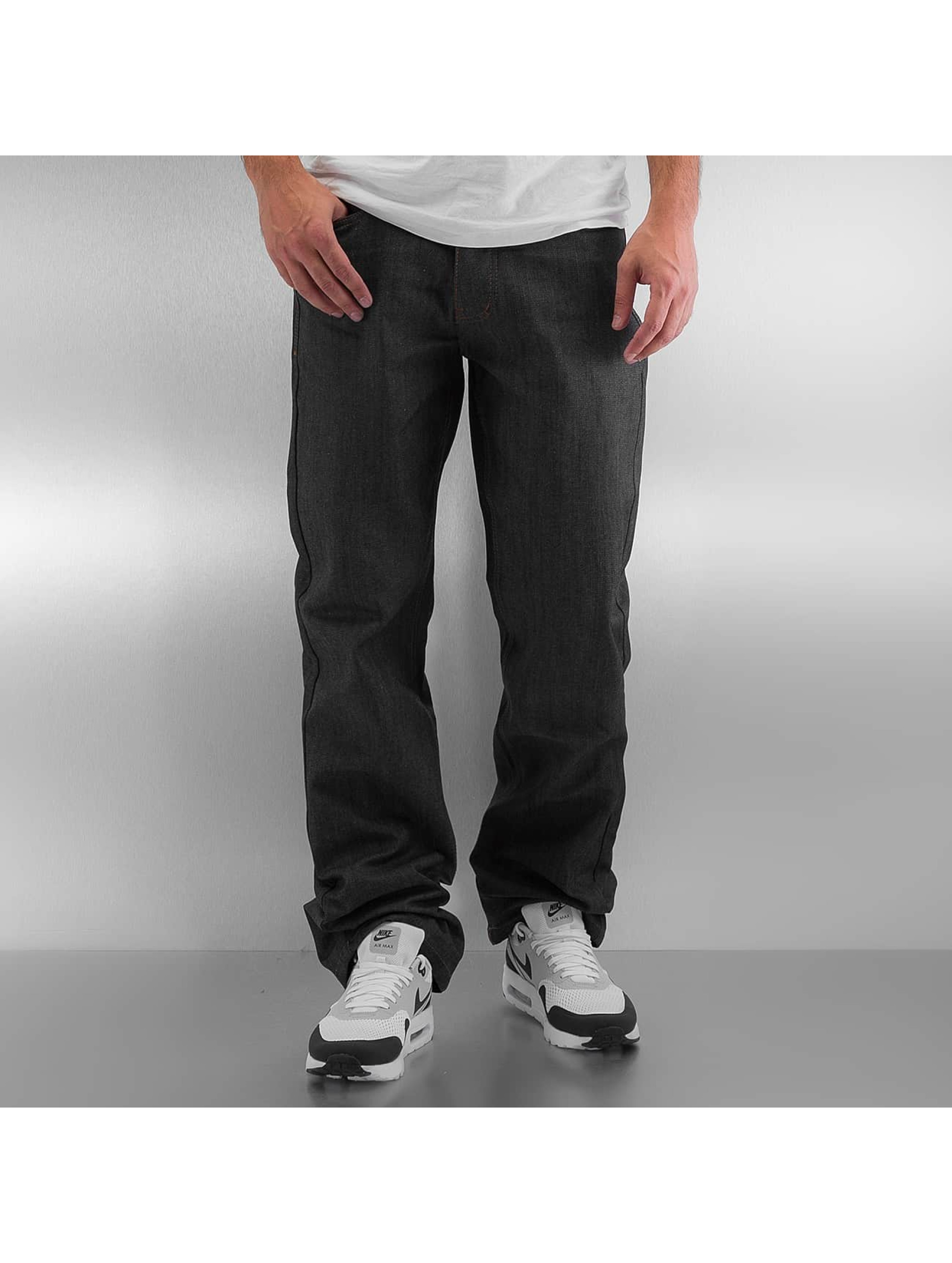 Rocawear Männer Loose Fit Jeans Tap in grau