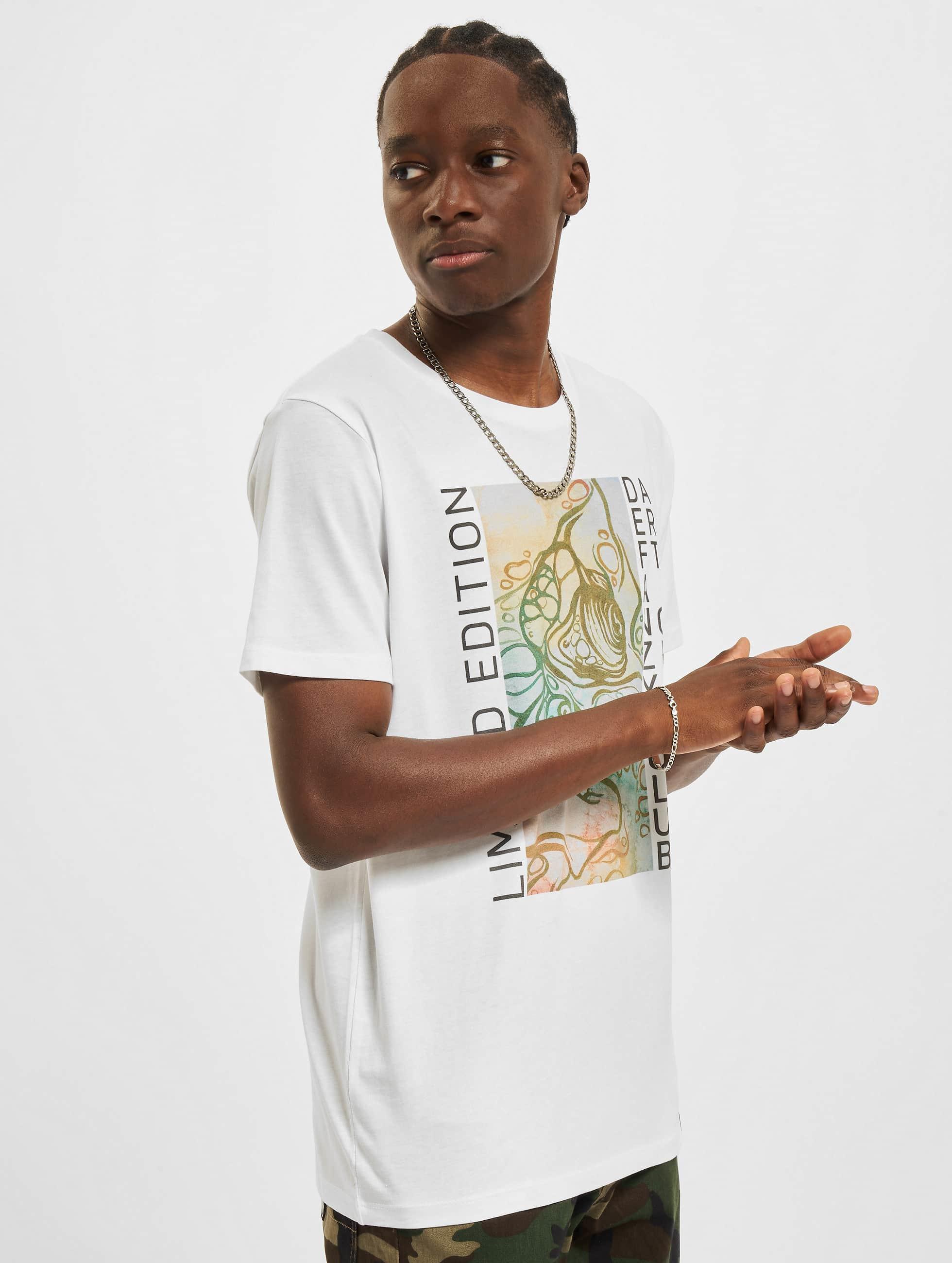 DefShop Männer T-Shirt Art Of Now MOIK in weiß