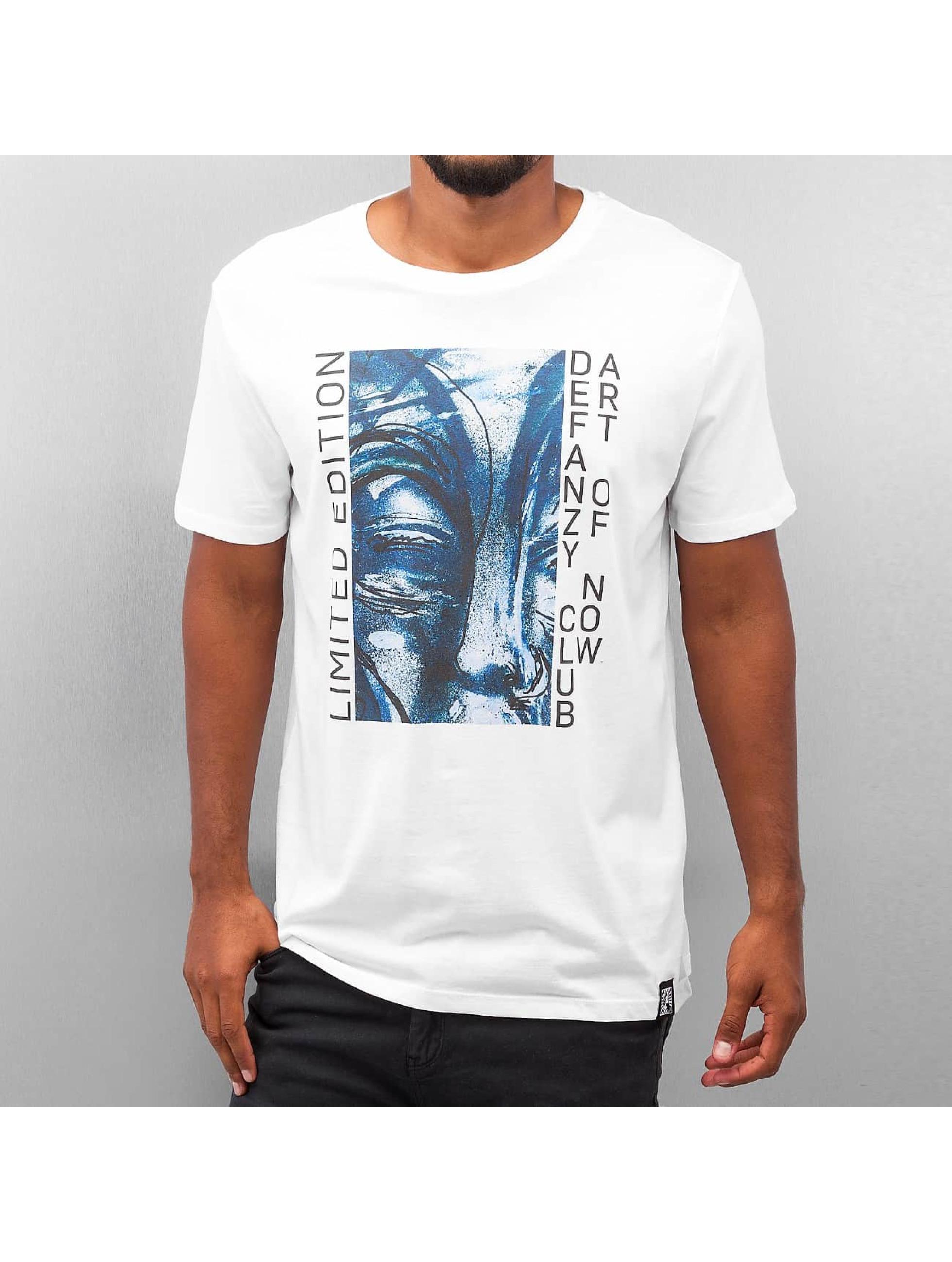 DefShop Männer T-Shirt Art Of Now Sebastian Grap in weiß
