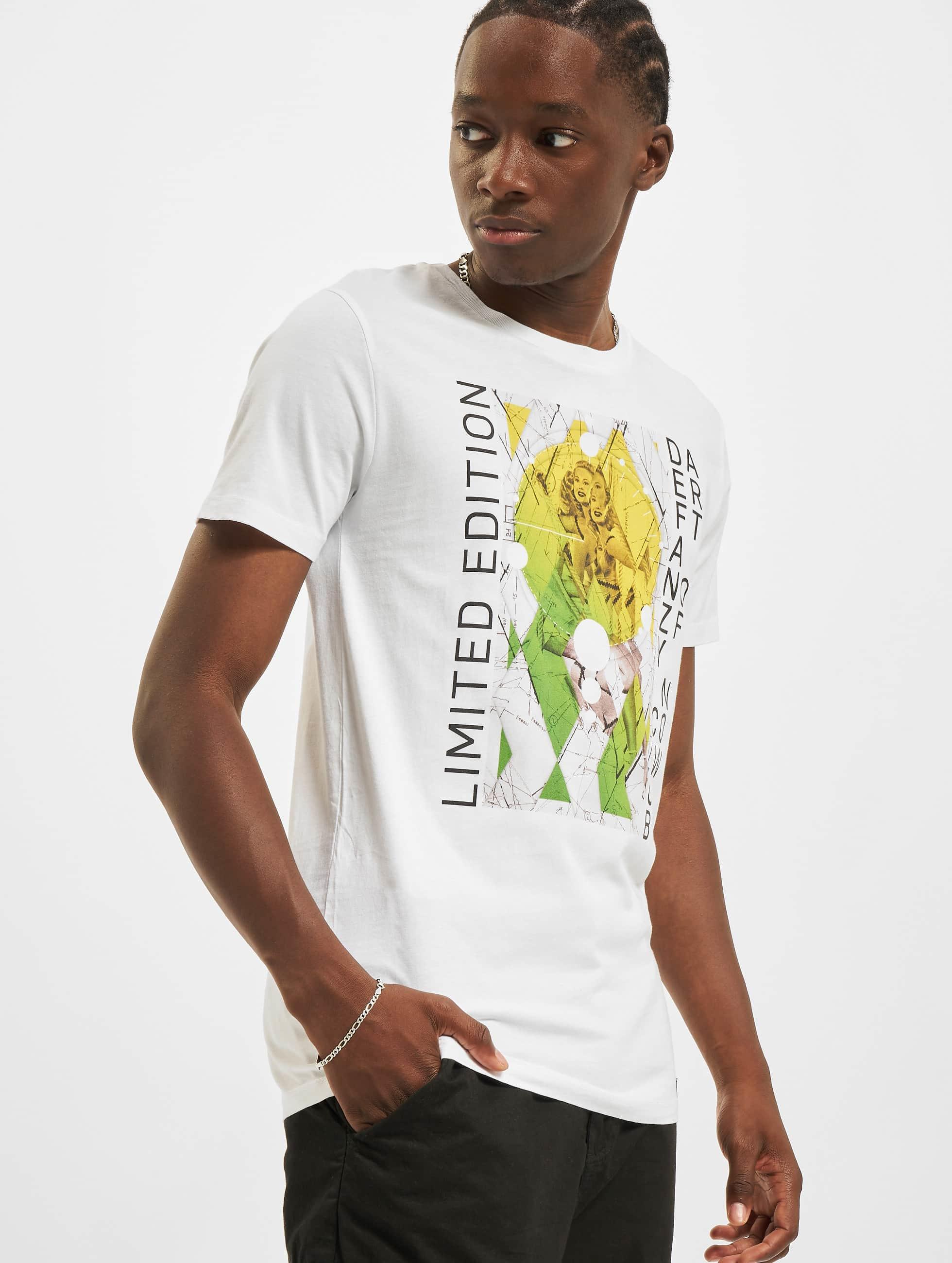 DefShop Männer T-Shirt Art Of Now dasherrschneider in weiß