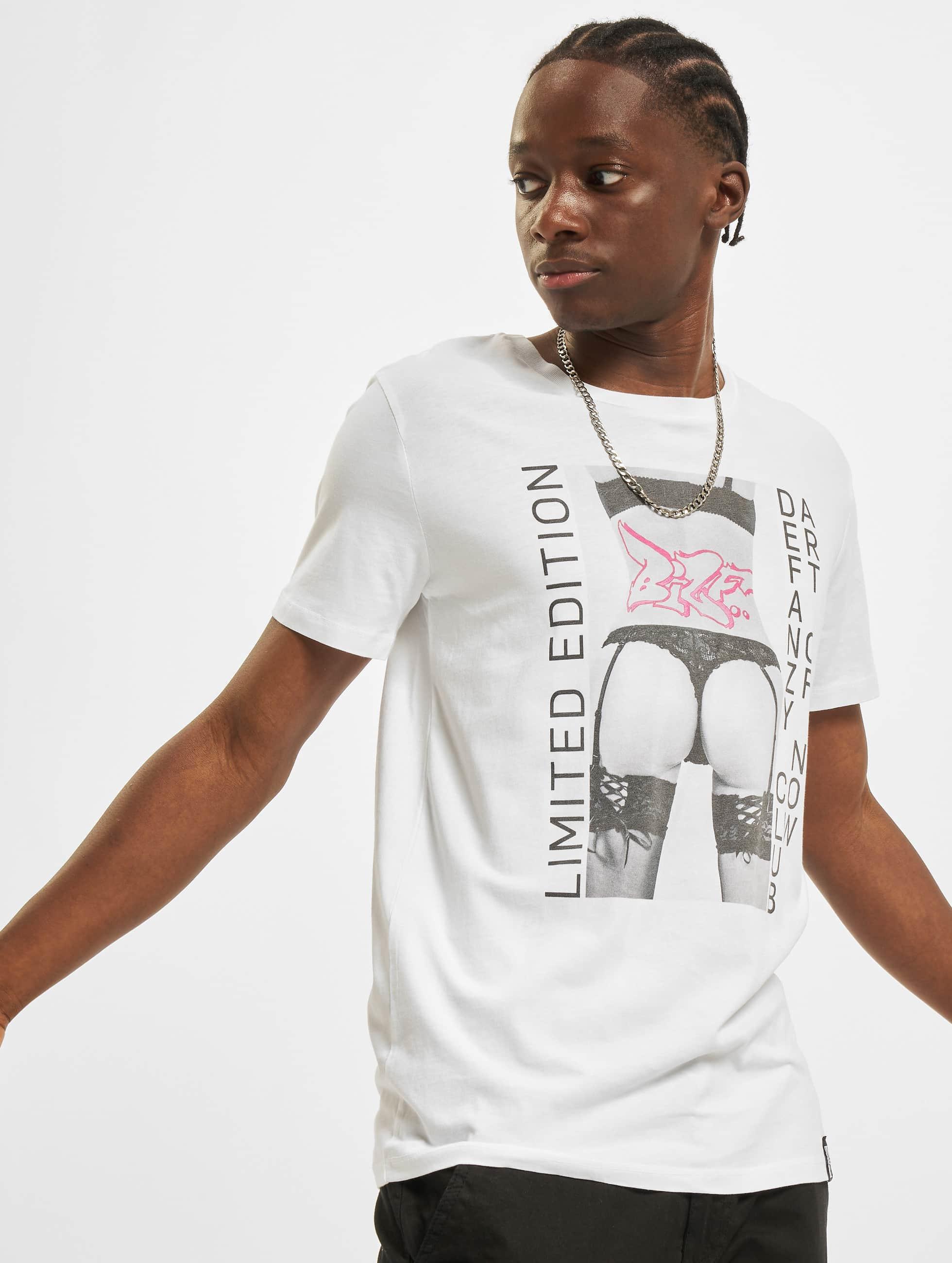 DefShop Männer T-Shirt Art Of Now BAYS in weiß