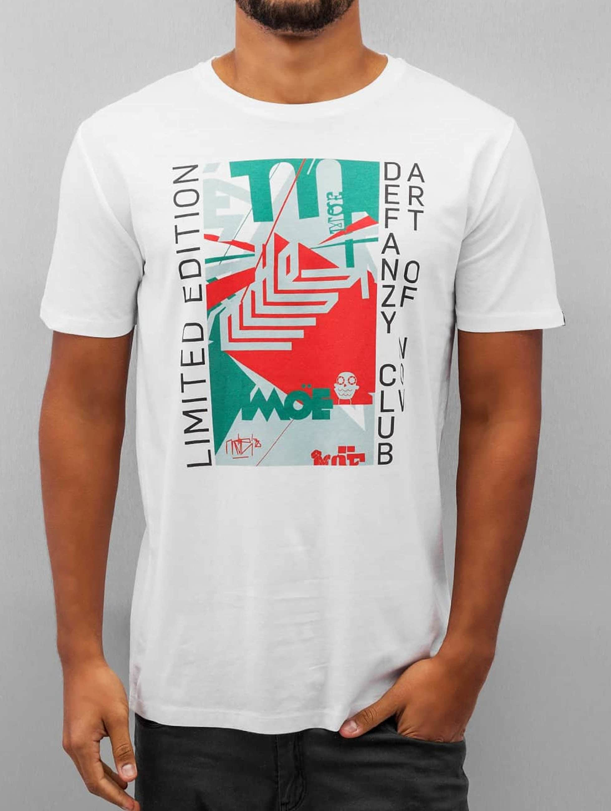 DefShop Männer T-Shirt Art Of Now MÖE in weiß