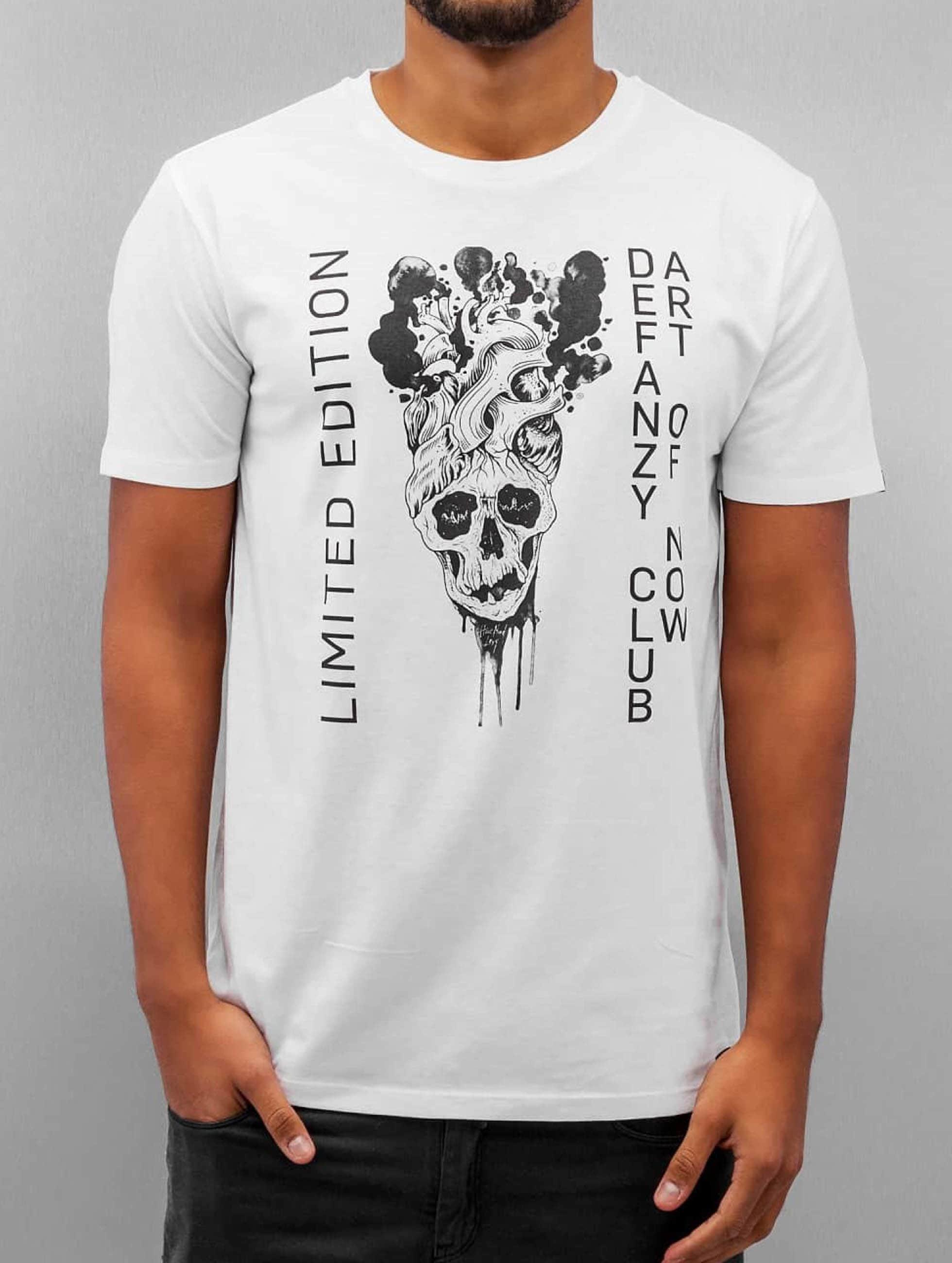 DefShop Männer T-Shirt Art Of Now HAVEMINDTATTOO in weiß
