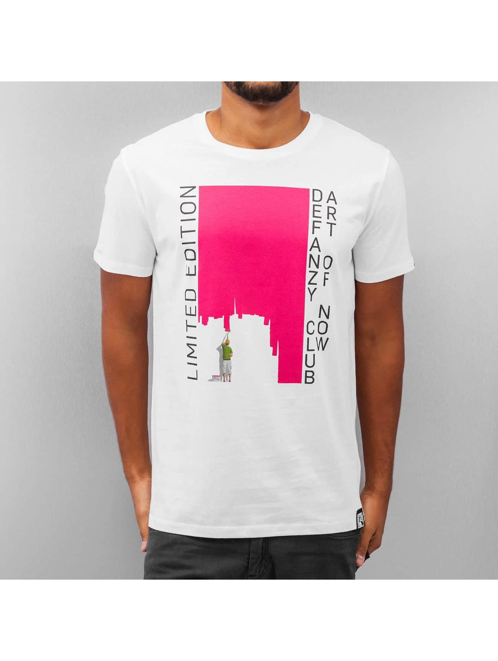 DefShop Männer T-Shirt Art Of Now Robert Reinhold in weiß