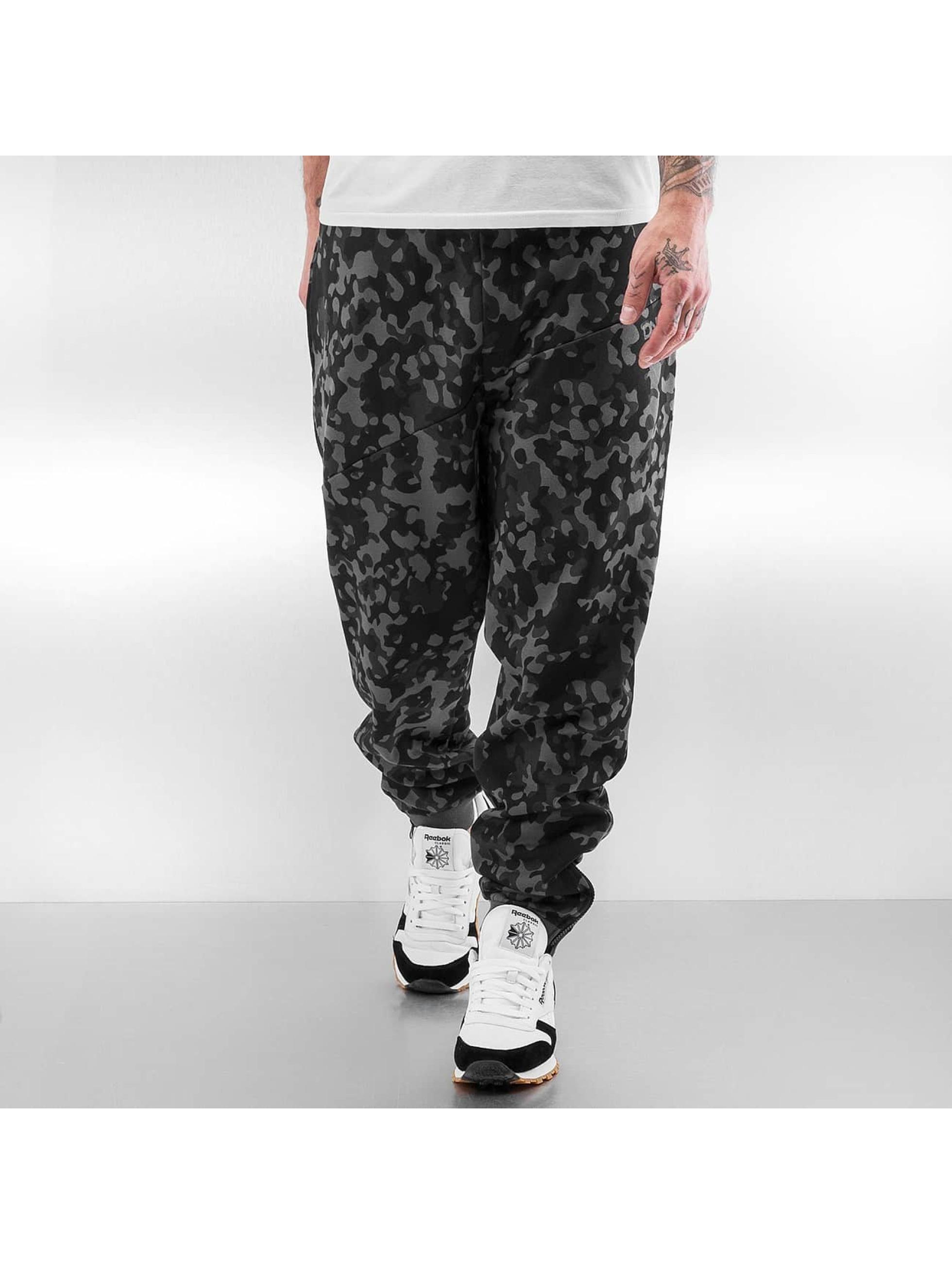 Dangerous DNGRS / Sweat Pant Basic in black S