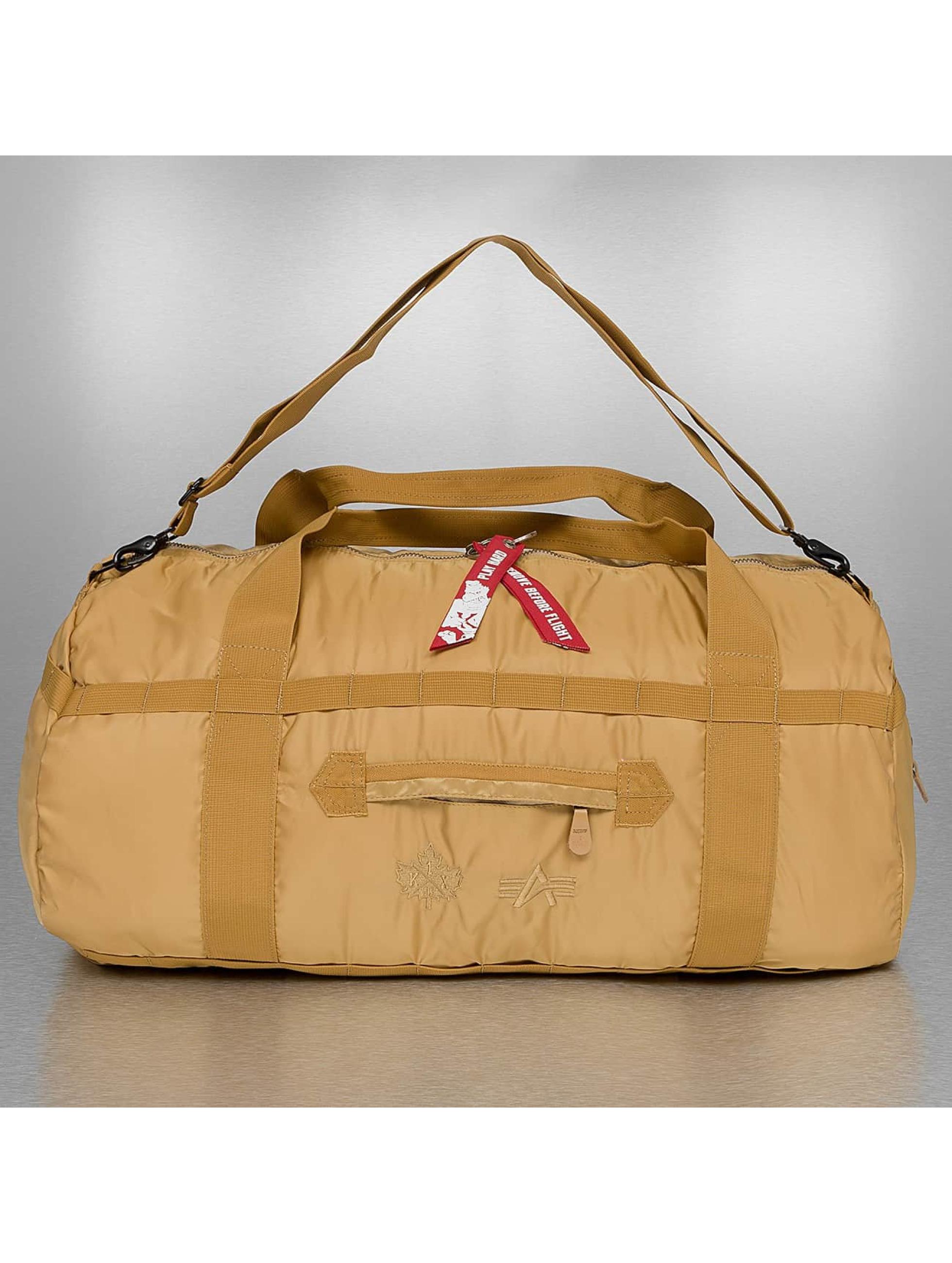K1X Männer,Frauen Tasche Alpha in goldfarben