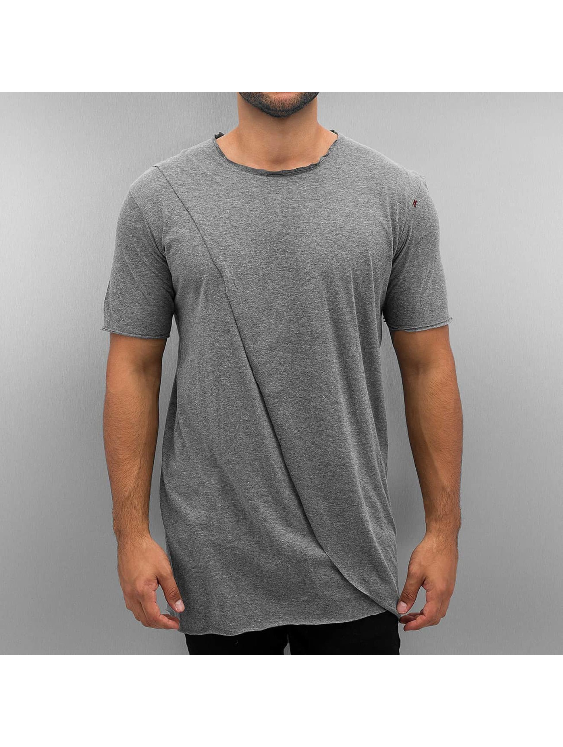 Khujo Tyrell T-Shirt Grey Sale Angebote Döbern