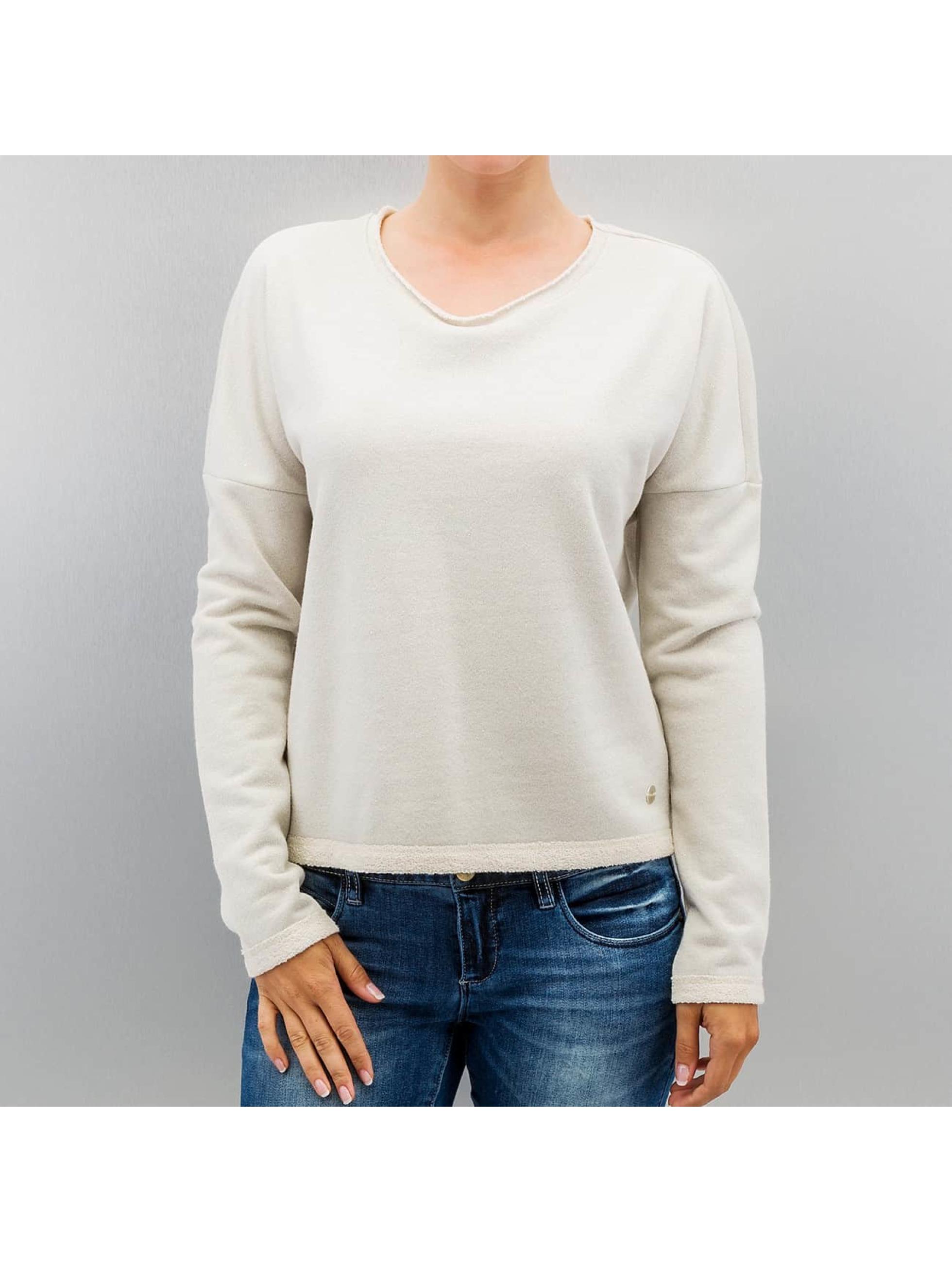 Only Frauen Pullover onlKira in beige
