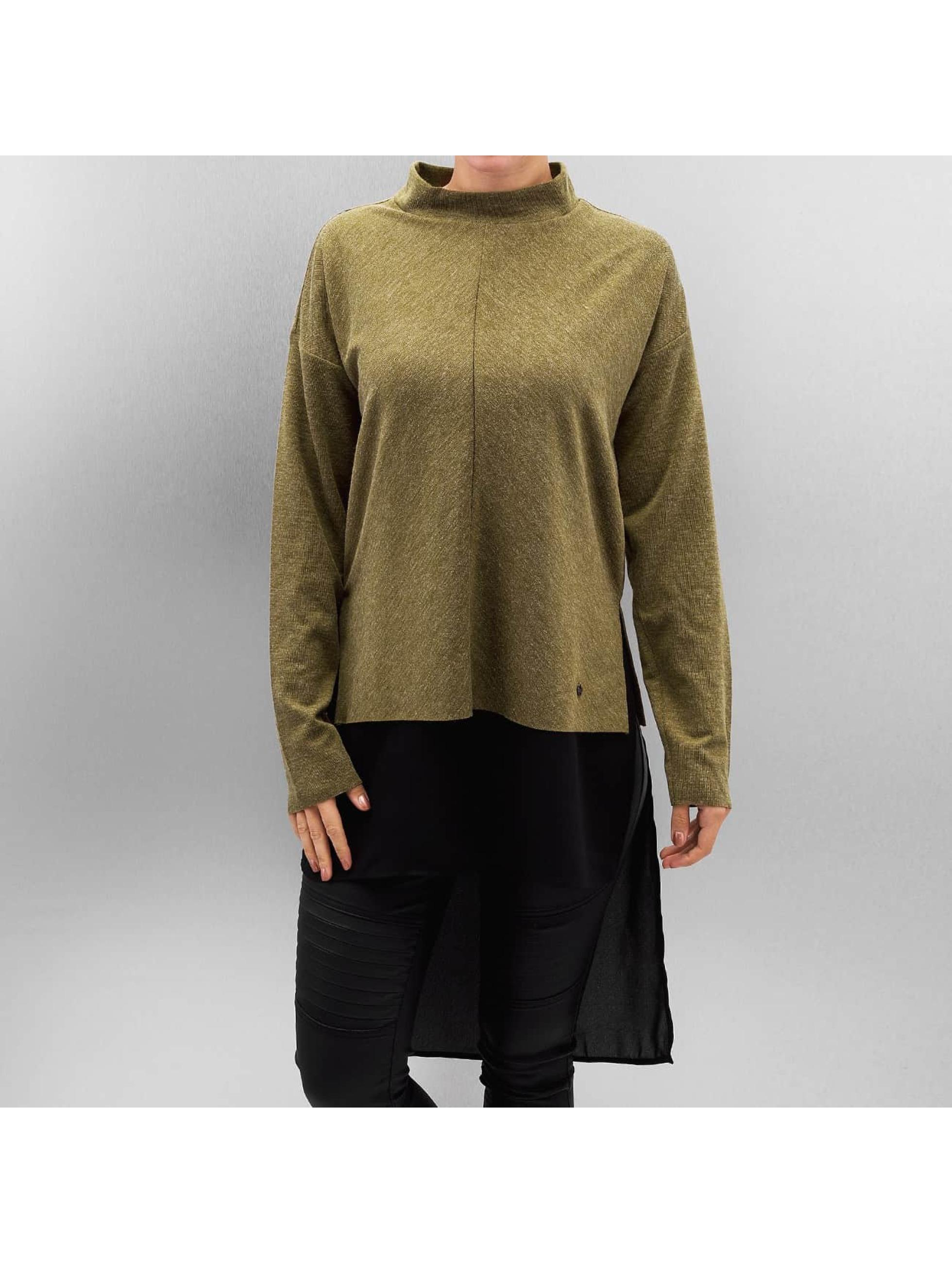 Vero Moda Frauen Pullover vmNora in braun