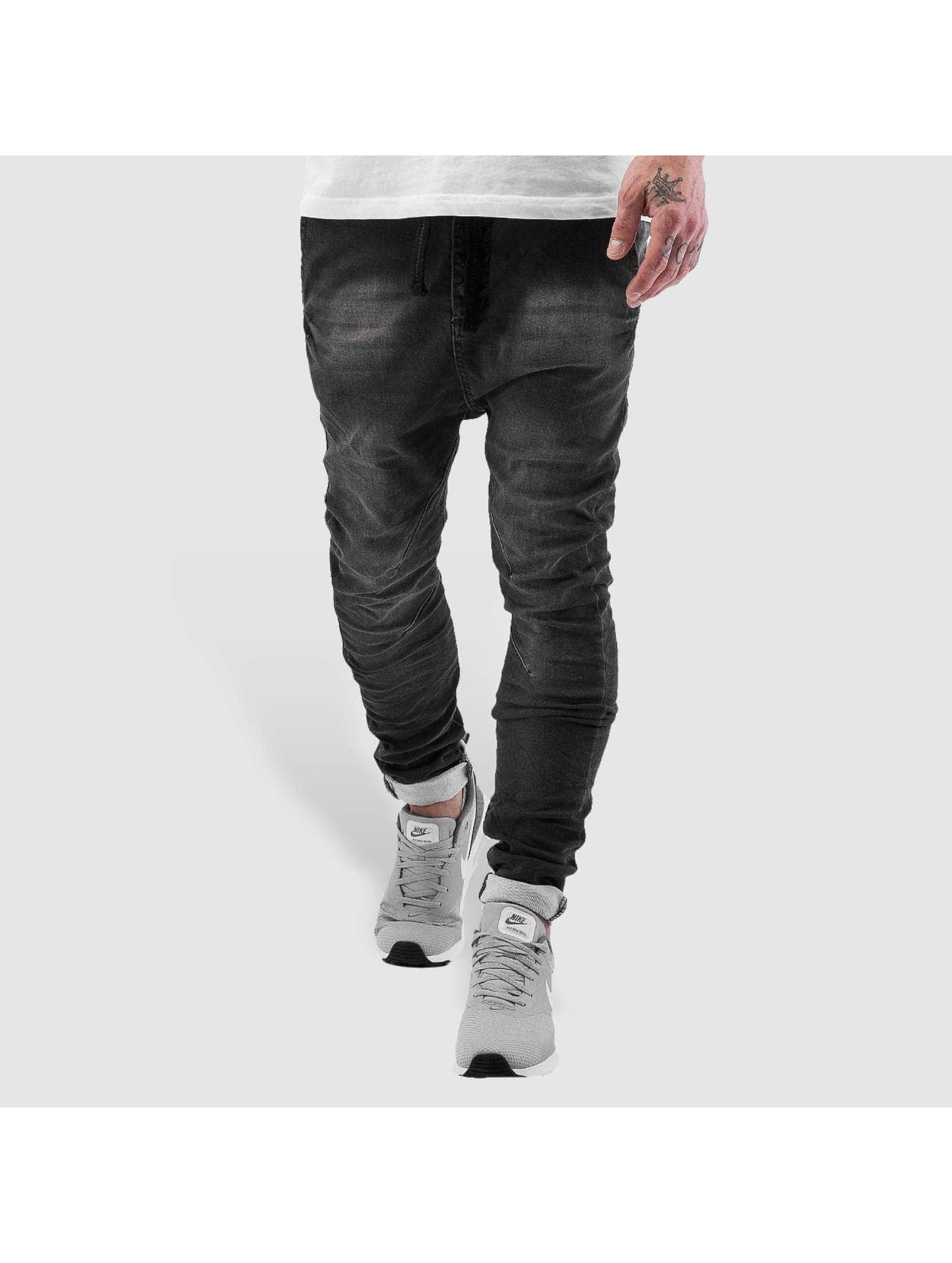 Urban Surface Männer Jogginghose Necati in schwarz