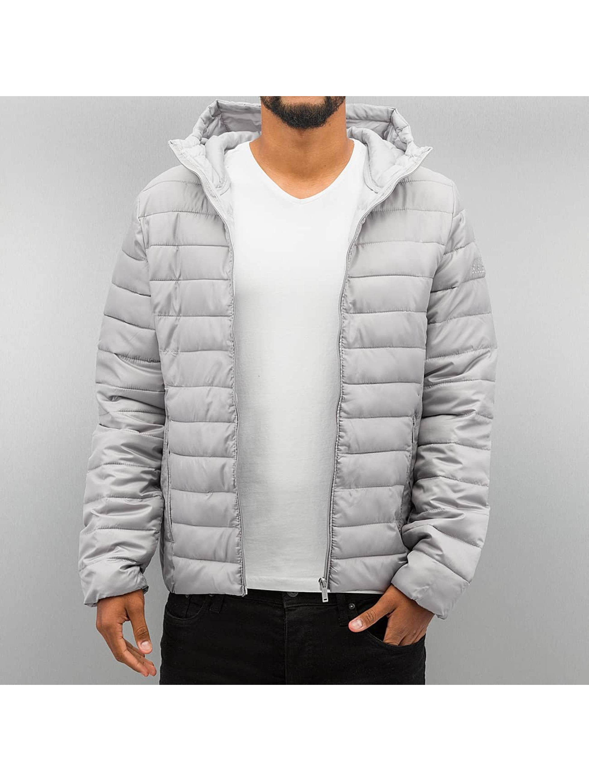 Sublevel Quilted Jacket Dawn Grey