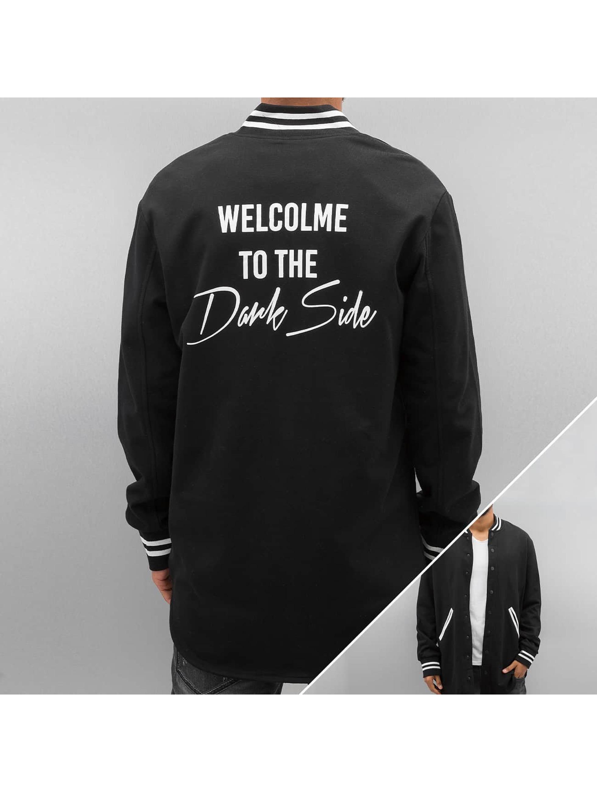 Sixth June Dark Side College Jacket Black